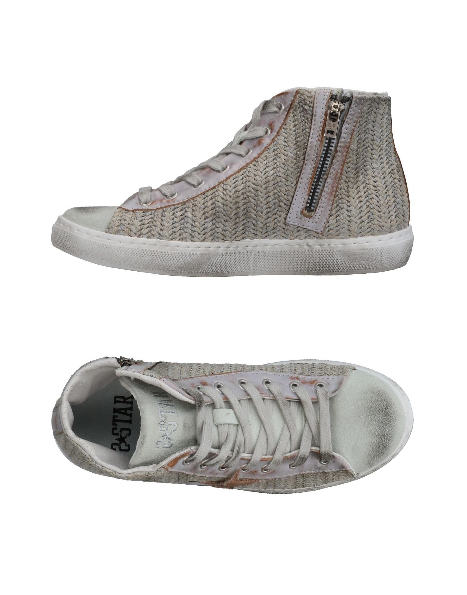 Baskets 2Star Femme - Baskets 2Star Gris clair Super rabais