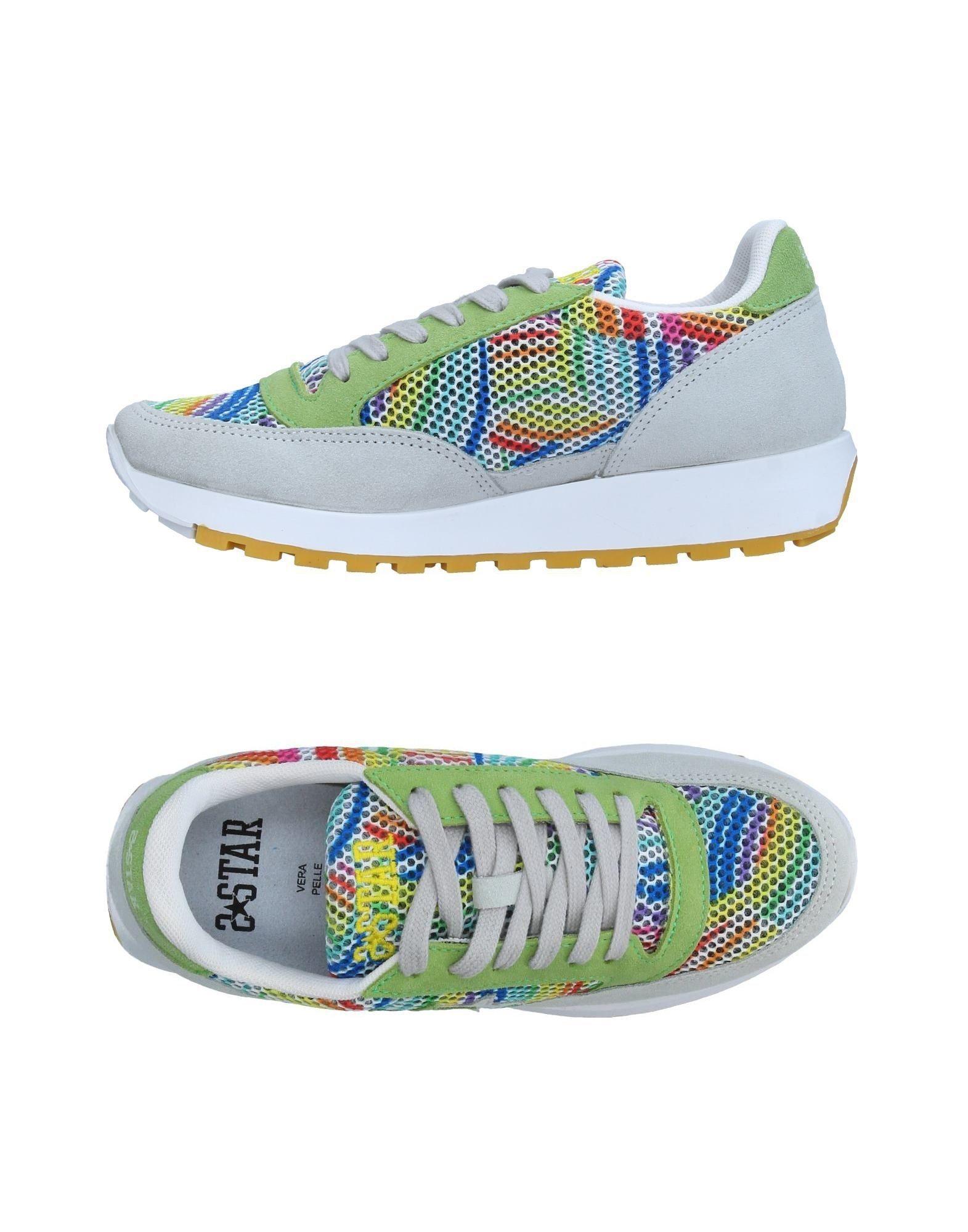 Haltbare Mode billige Schuhe 2Star Sneakers Damen  11339464EU Heiße Schuhe