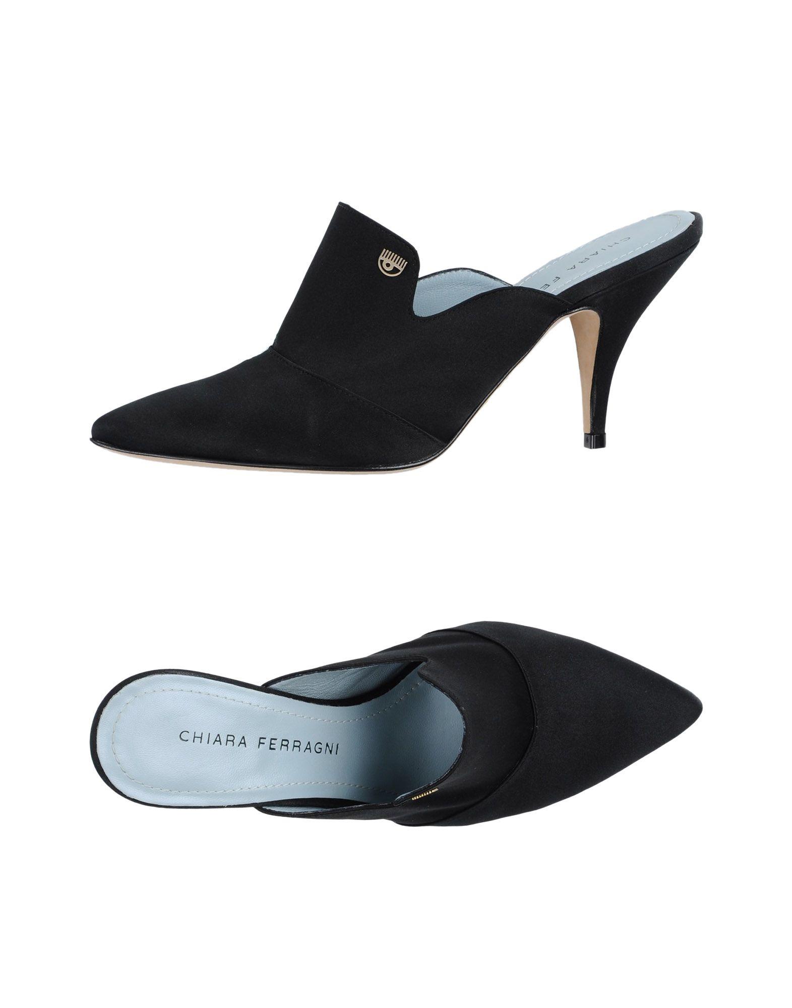 Chiara Ferragni Pantoletten Damen  11339519IQGut aussehende strapazierfähige Schuhe