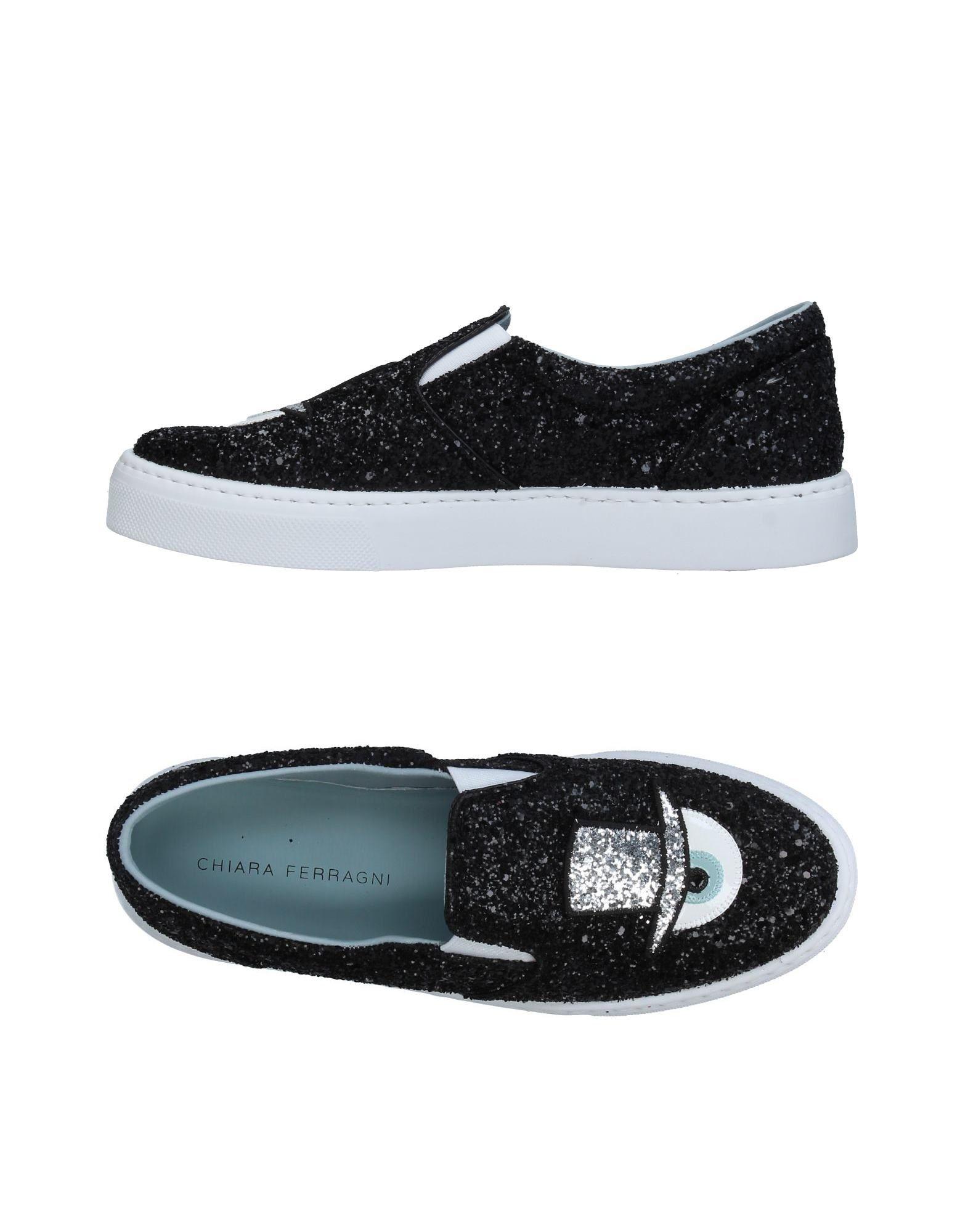 Gut um billige Schuhe zu tragenChiara Ferragni Sneakers Damen  11339528OI