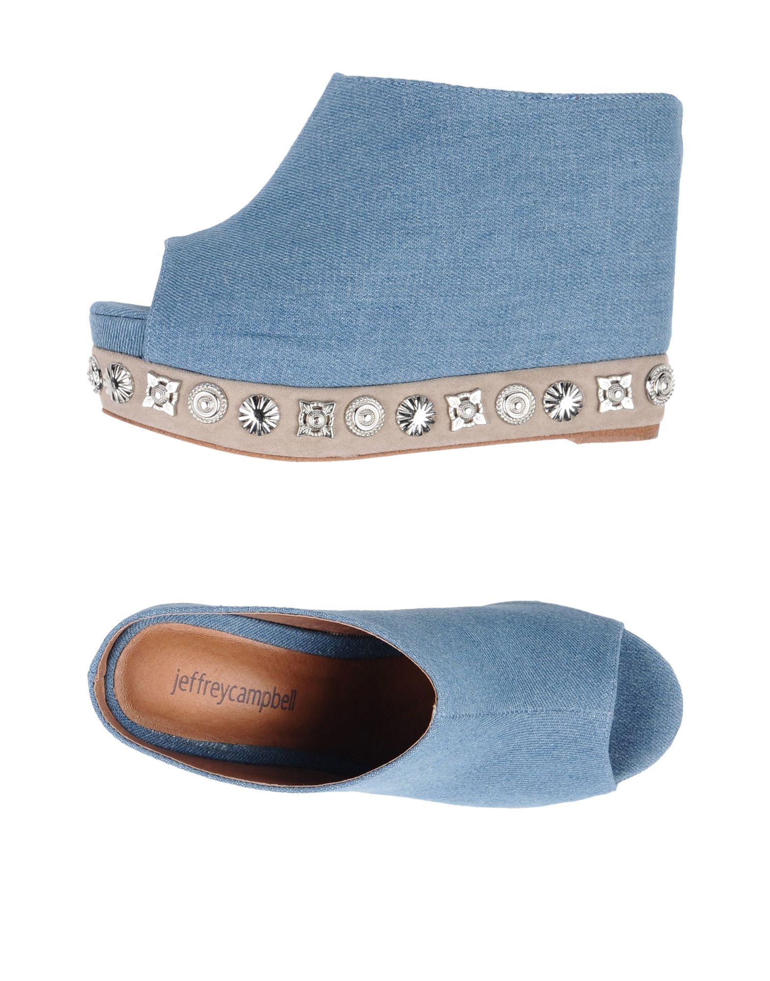 Jeffrey Campbell Pantoletten Damen  11339638AB Gute Qualität beliebte Schuhe