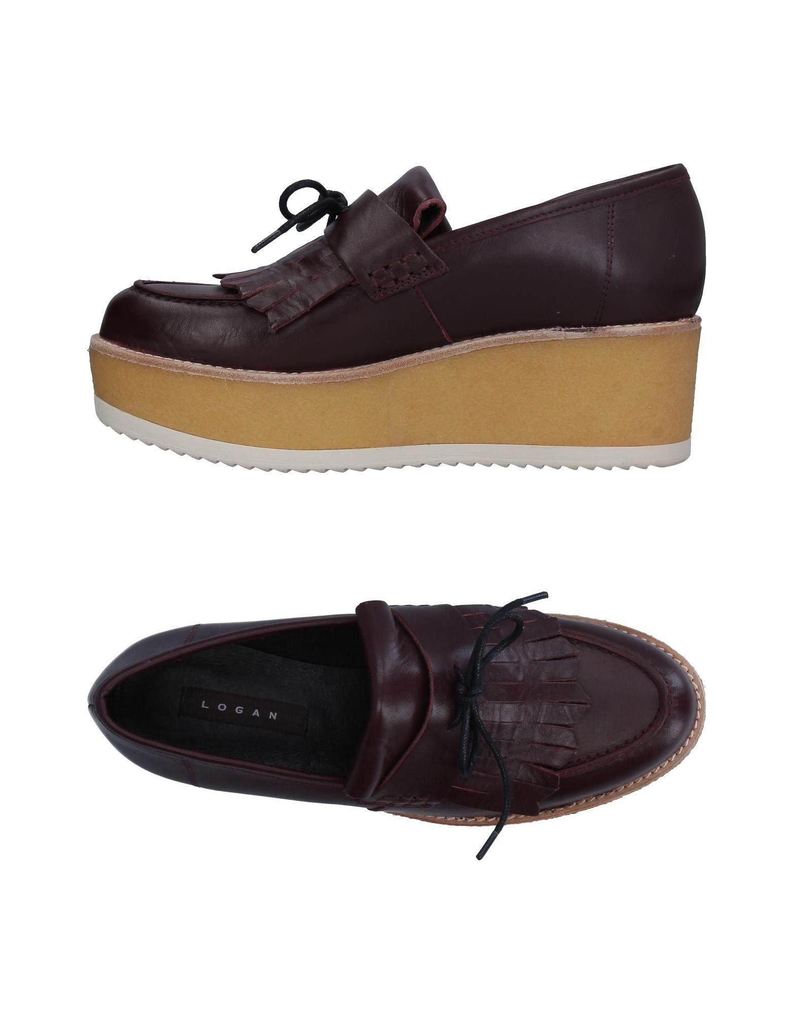 Logan Mokassins Damen  11339640ET Gute Qualität beliebte Schuhe