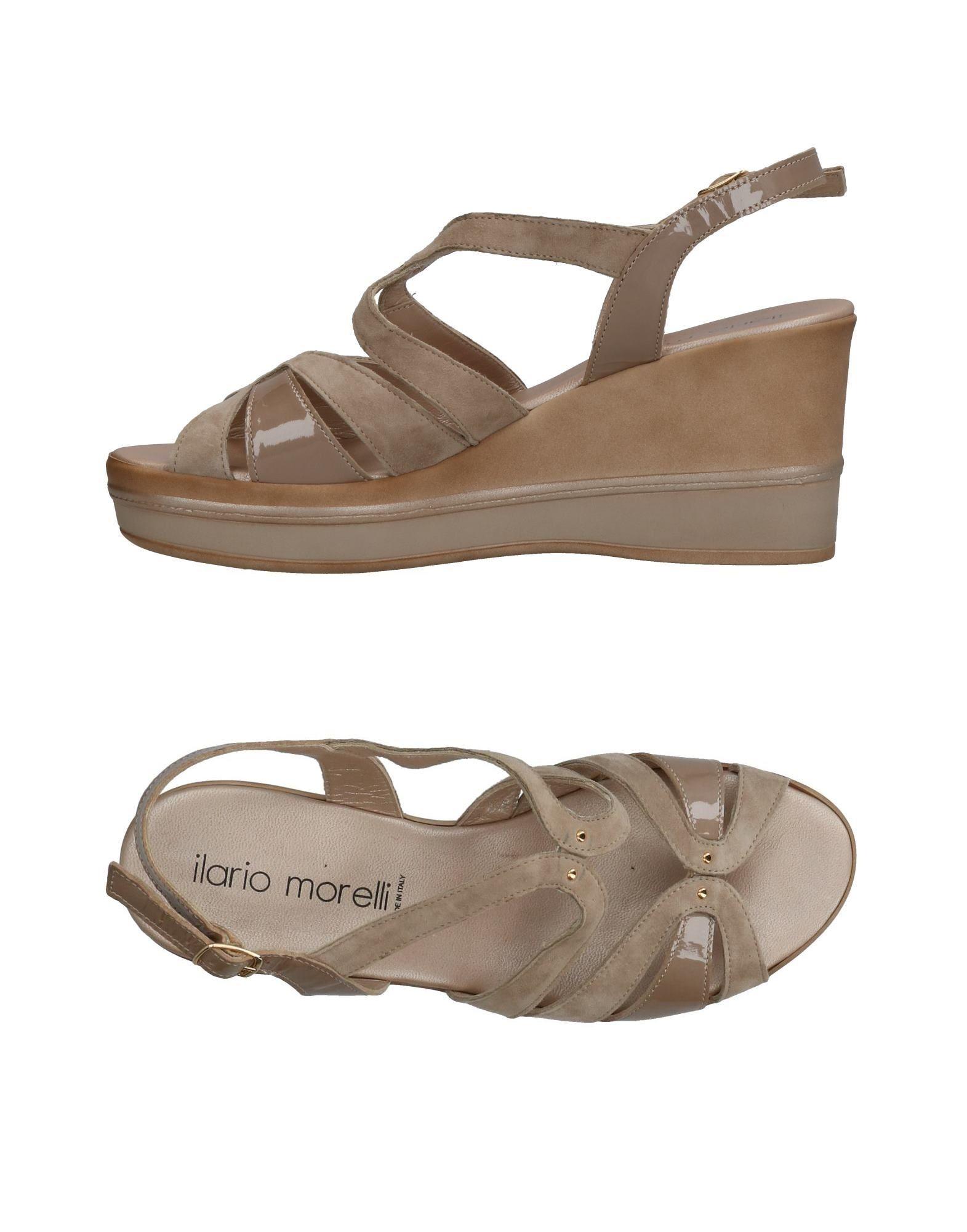 Sandales Ilario Morelli Femme - Sandales Ilario Morelli sur