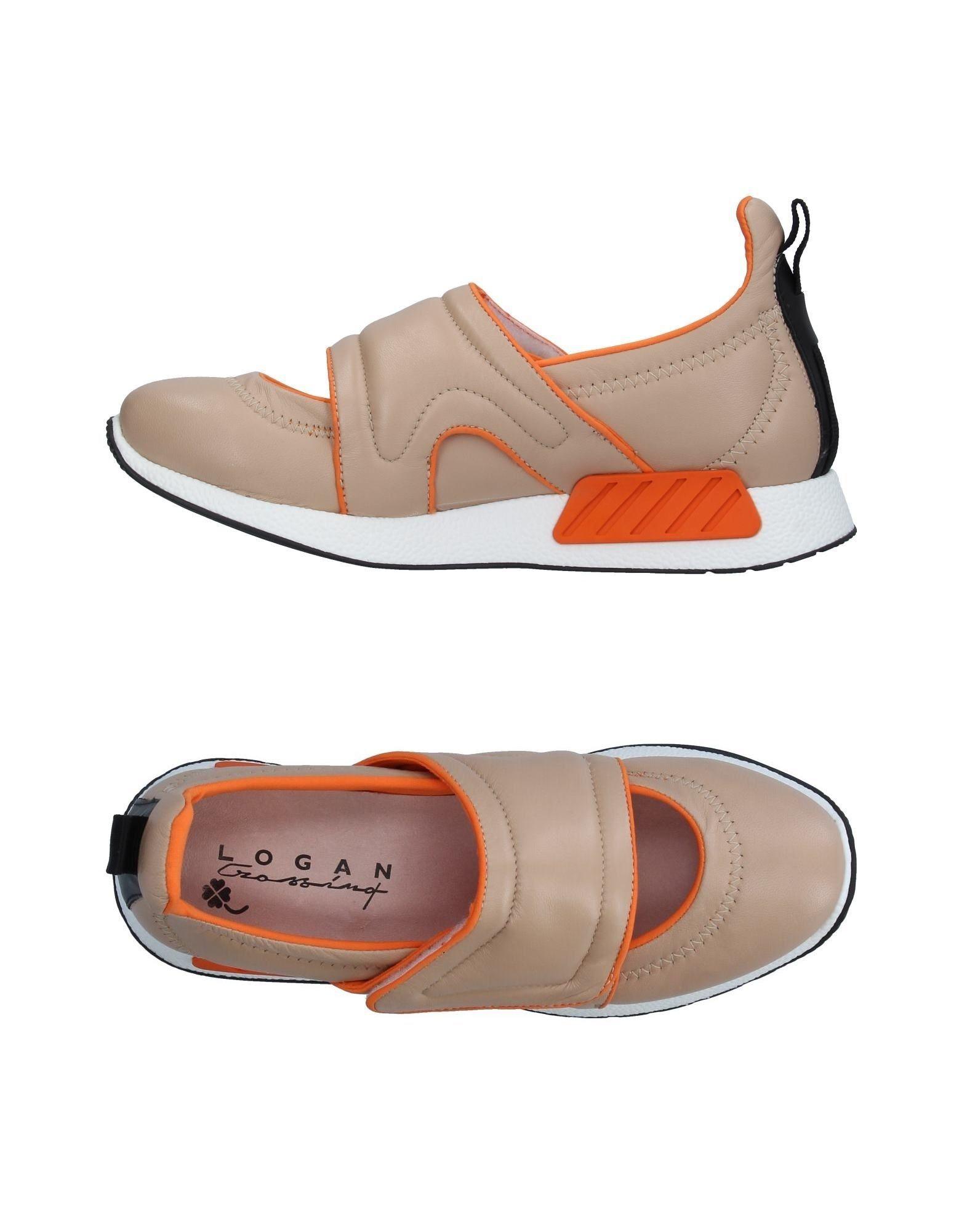 Logan Crossing Sneakers Damen Gutes Preis-Leistungs-Verhältnis, es lohnt sich 1444