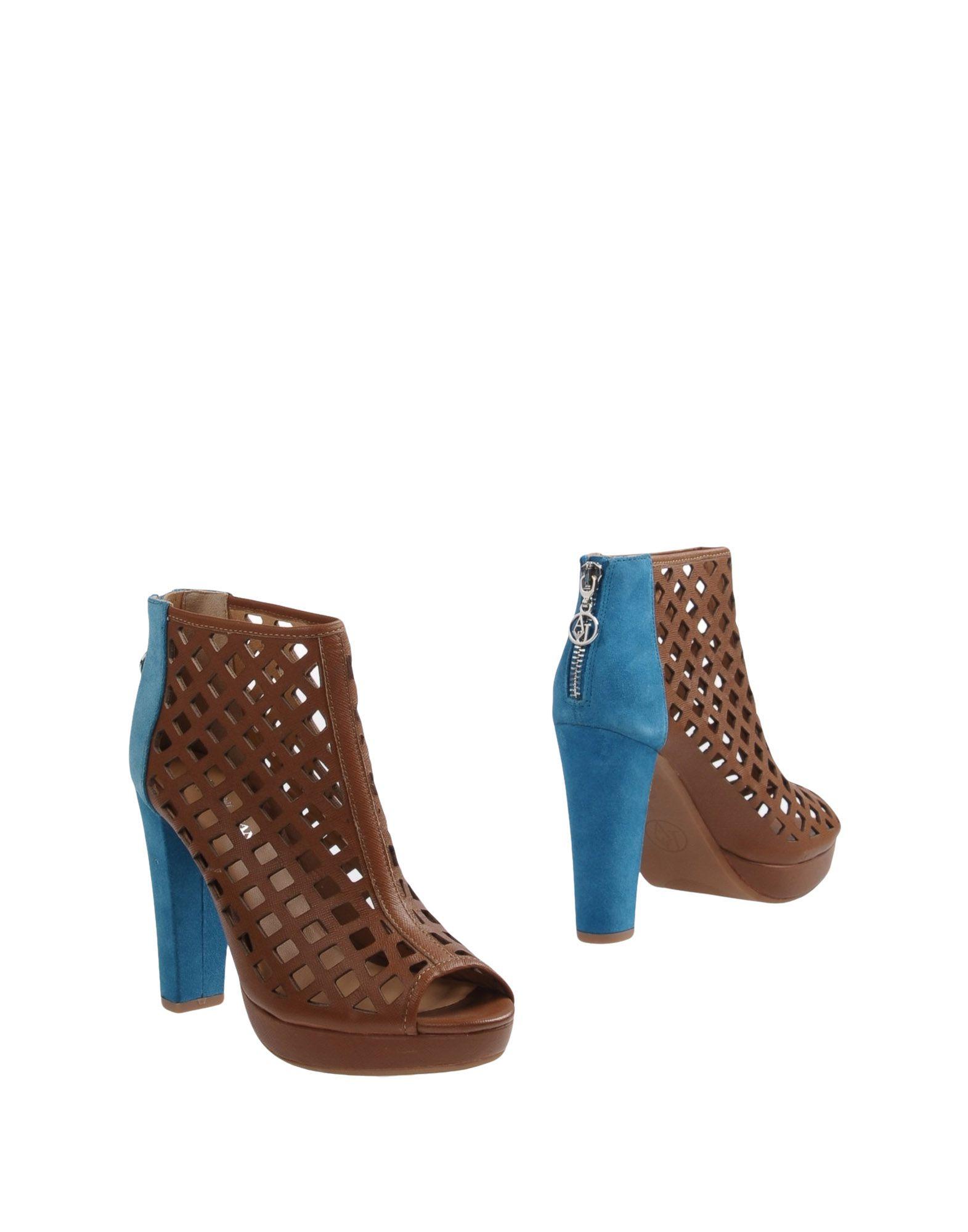 Armani Jeans aussehende Stiefelette Damen  11339865TWGut aussehende Jeans strapazierfähige Schuhe e50b3c