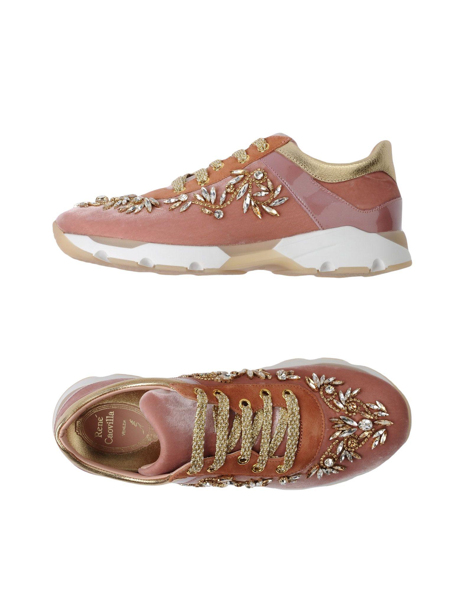 Rene' 11339866ISGünstige Caovilla Sneakers Damen  11339866ISGünstige Rene' gut aussehende Schuhe e19938