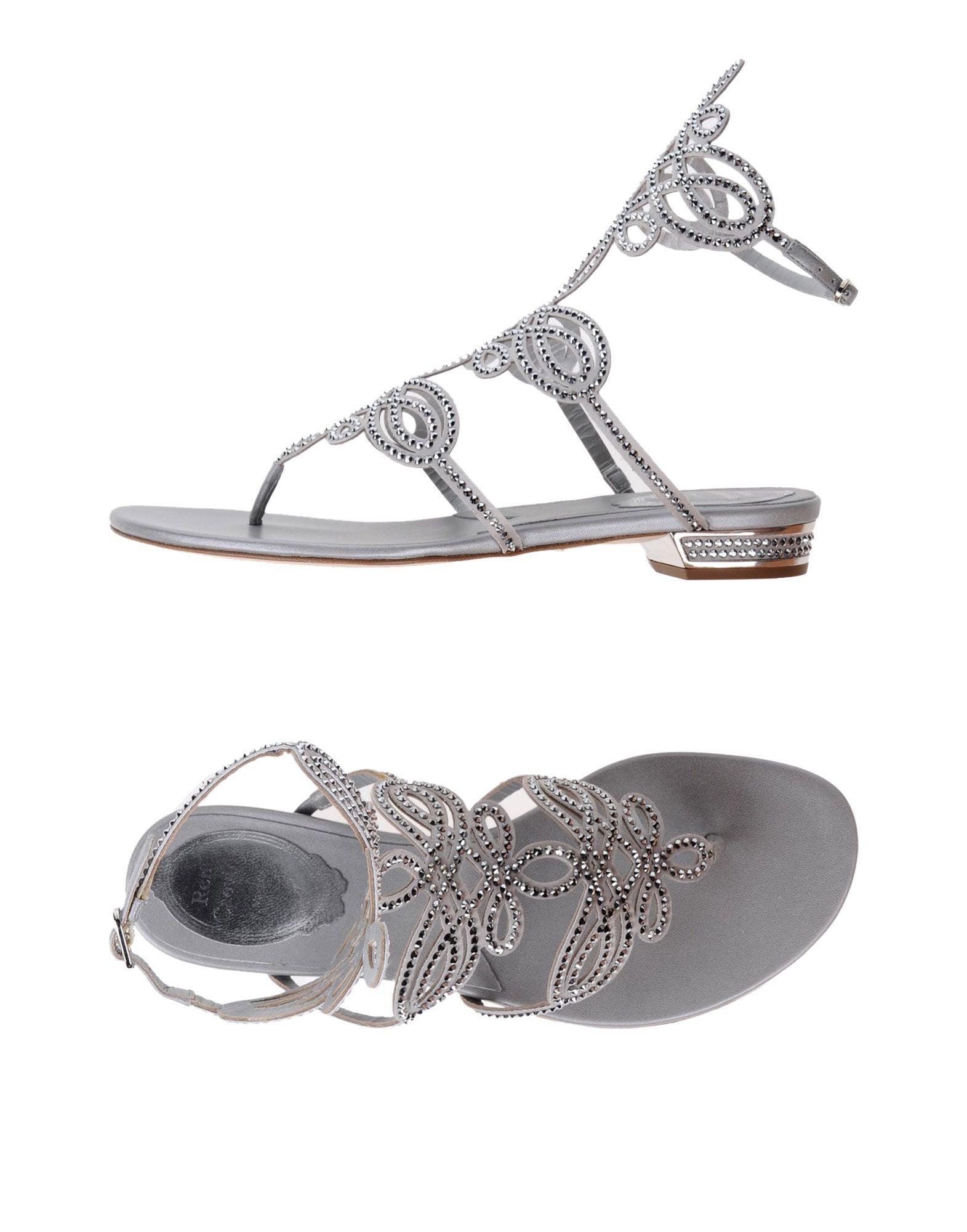 Rene' Caovilla Dianetten Damen  11339890MOGünstige gut aussehende Schuhe
