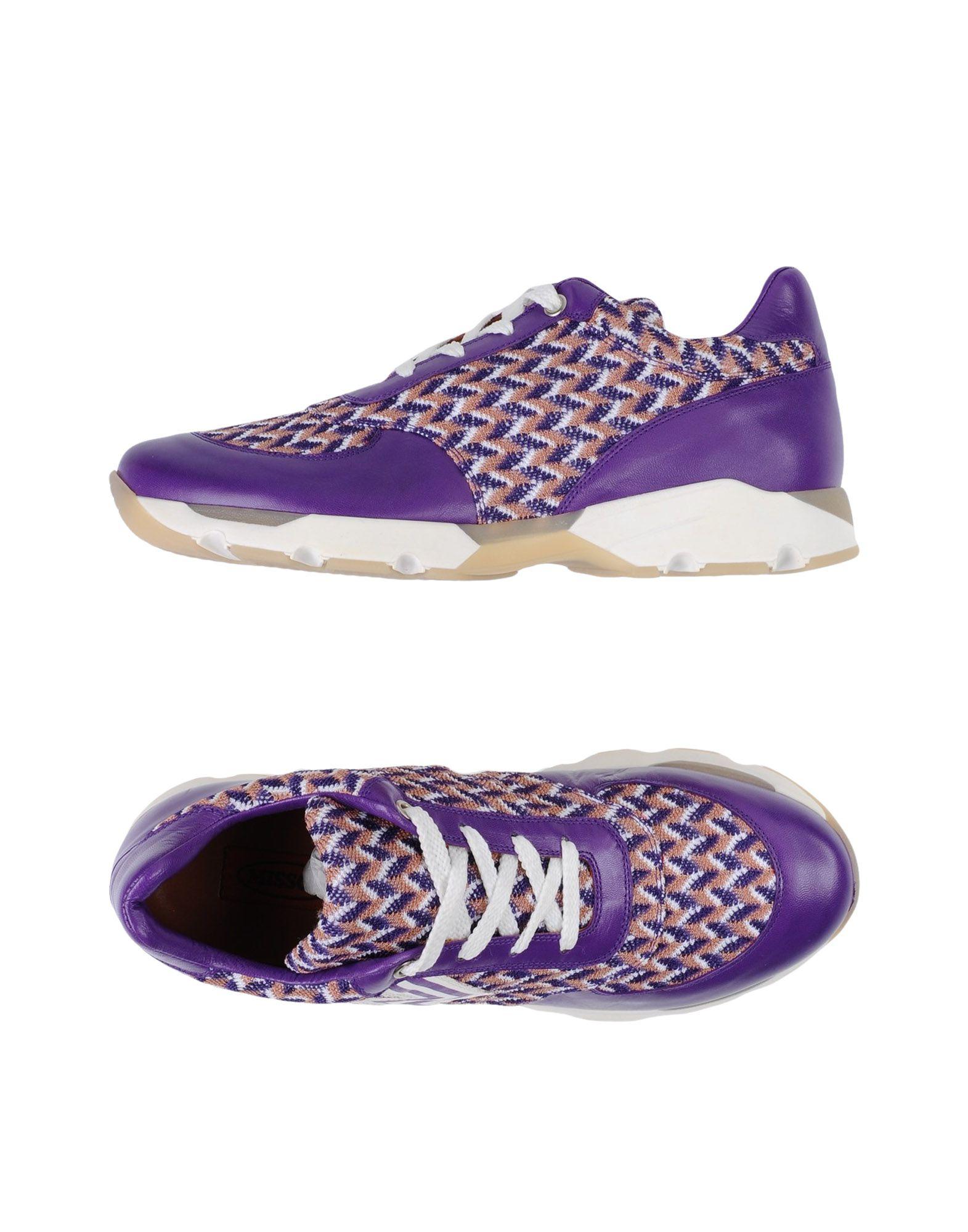 Missoni Sneakers Damen  11339908BRGut aussehende strapazierfähige Schuhe