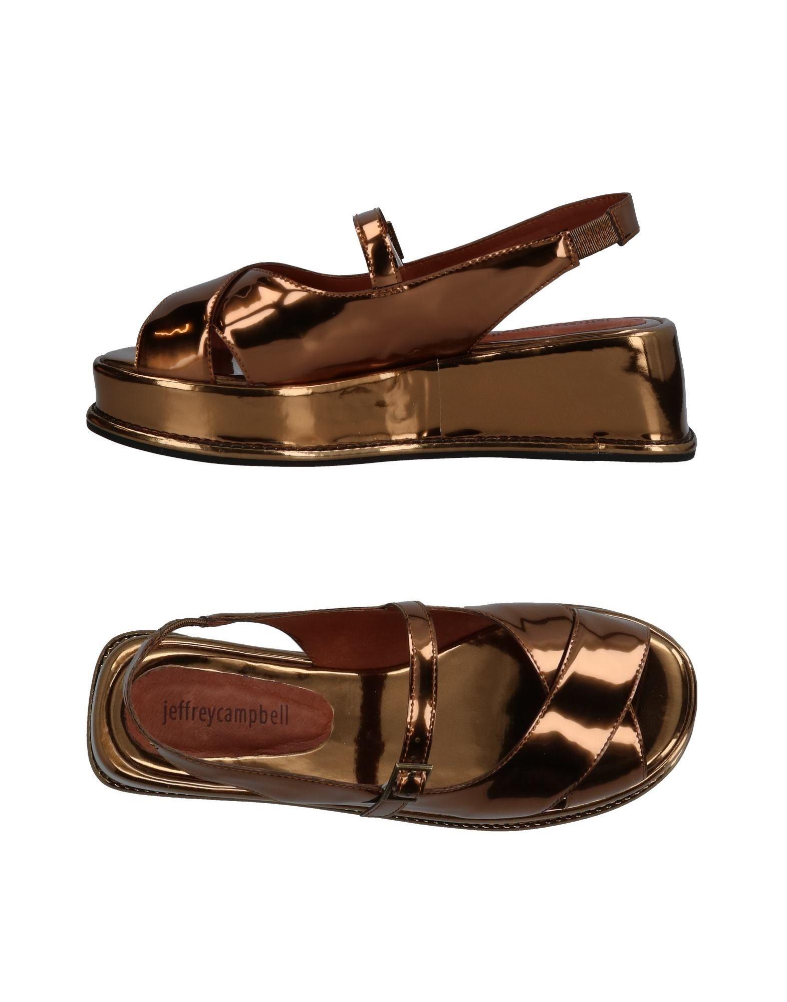Gut um billige Schuhe zu tragenJeffrey Campbell Campbell Campbell Sandalen Damen  11339939TG 450113