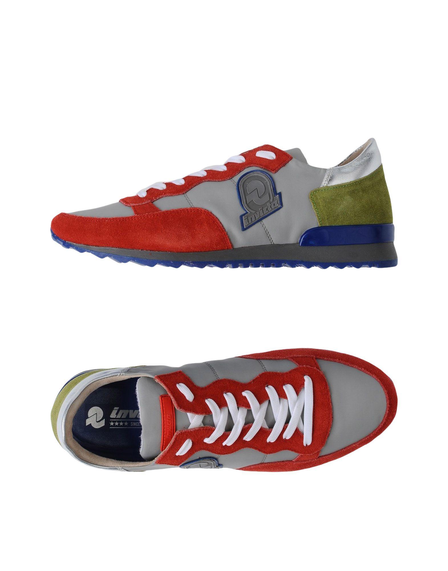Rabatt echte Schuhe Invicta Sneakers Herren  11340010JK
