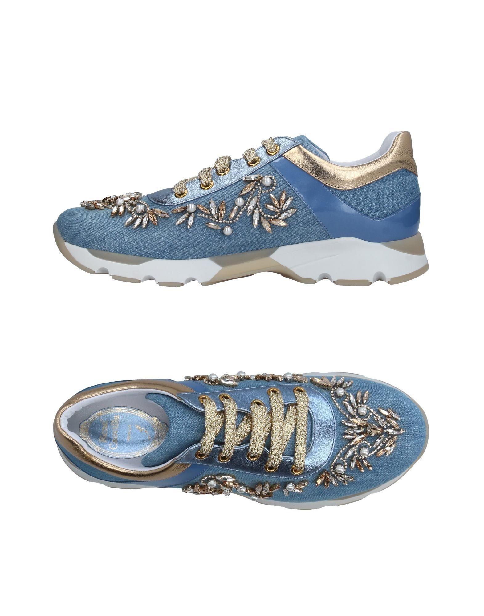 Rene' Caovilla Sneakers Damen  11340067NCGünstige gut aussehende Schuhe