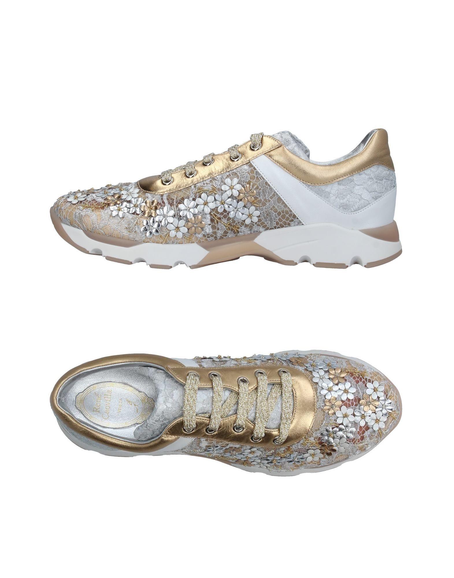 Sneakers Rene' Caovilla Donna - 11340194UT
