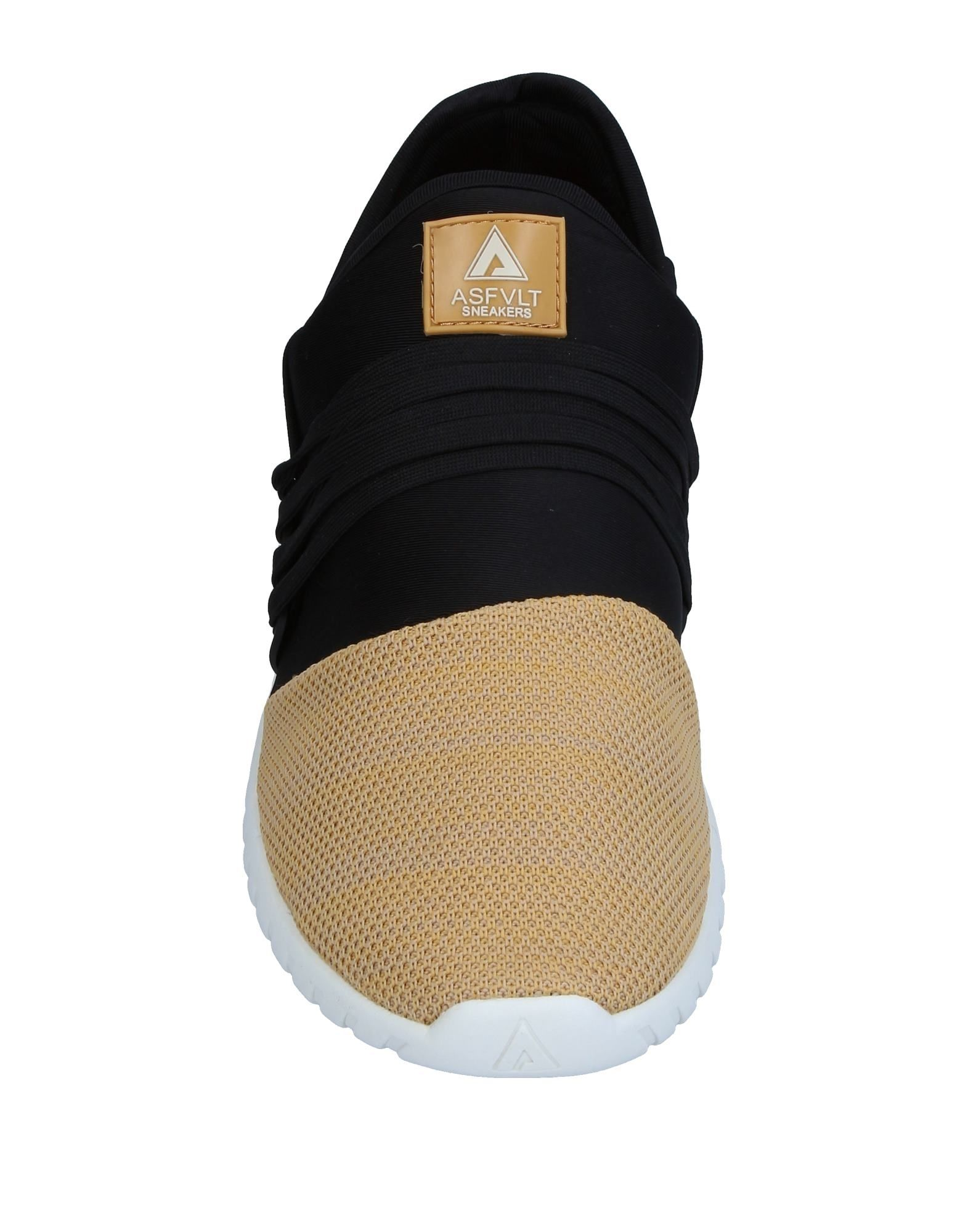 Rabatt echte Schuhe Asfvlt Sneakers Herren  11340225UO
