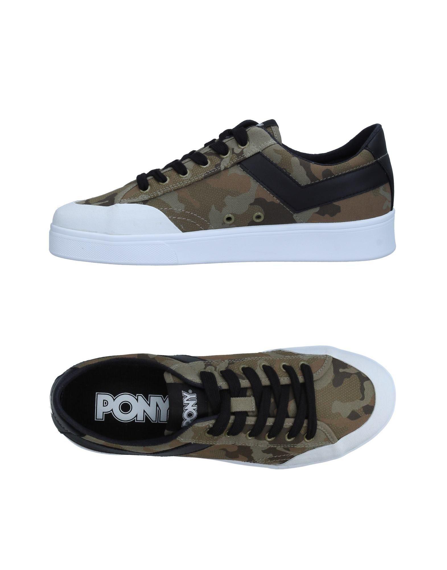 Moda Sneakers Pony Pony Sneakers Uomo - 11340315UP 7453a4