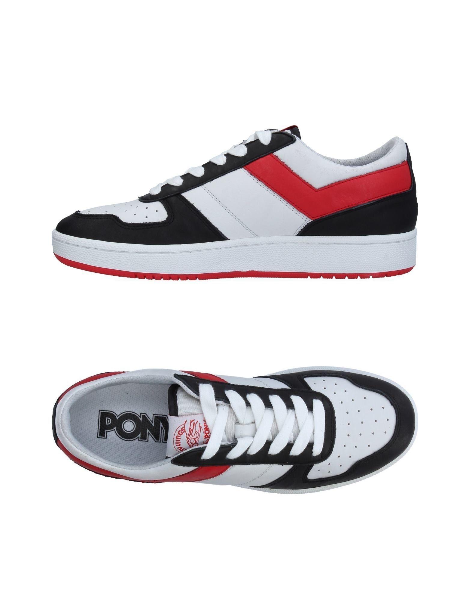 A buon mercato Sneakers Pony Uomo - 11340316JU