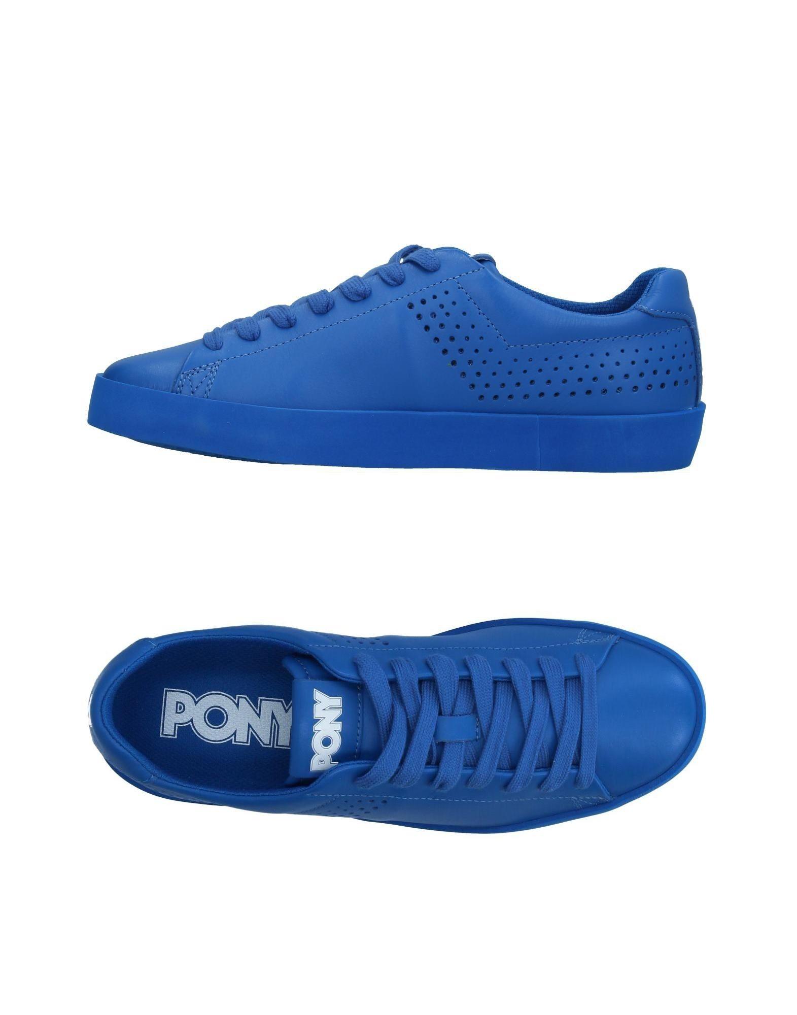 Sneakers Pony Homme - Sneakers Pony  Rouge Les chaussures les plus populaires pour les hommes et les femmes