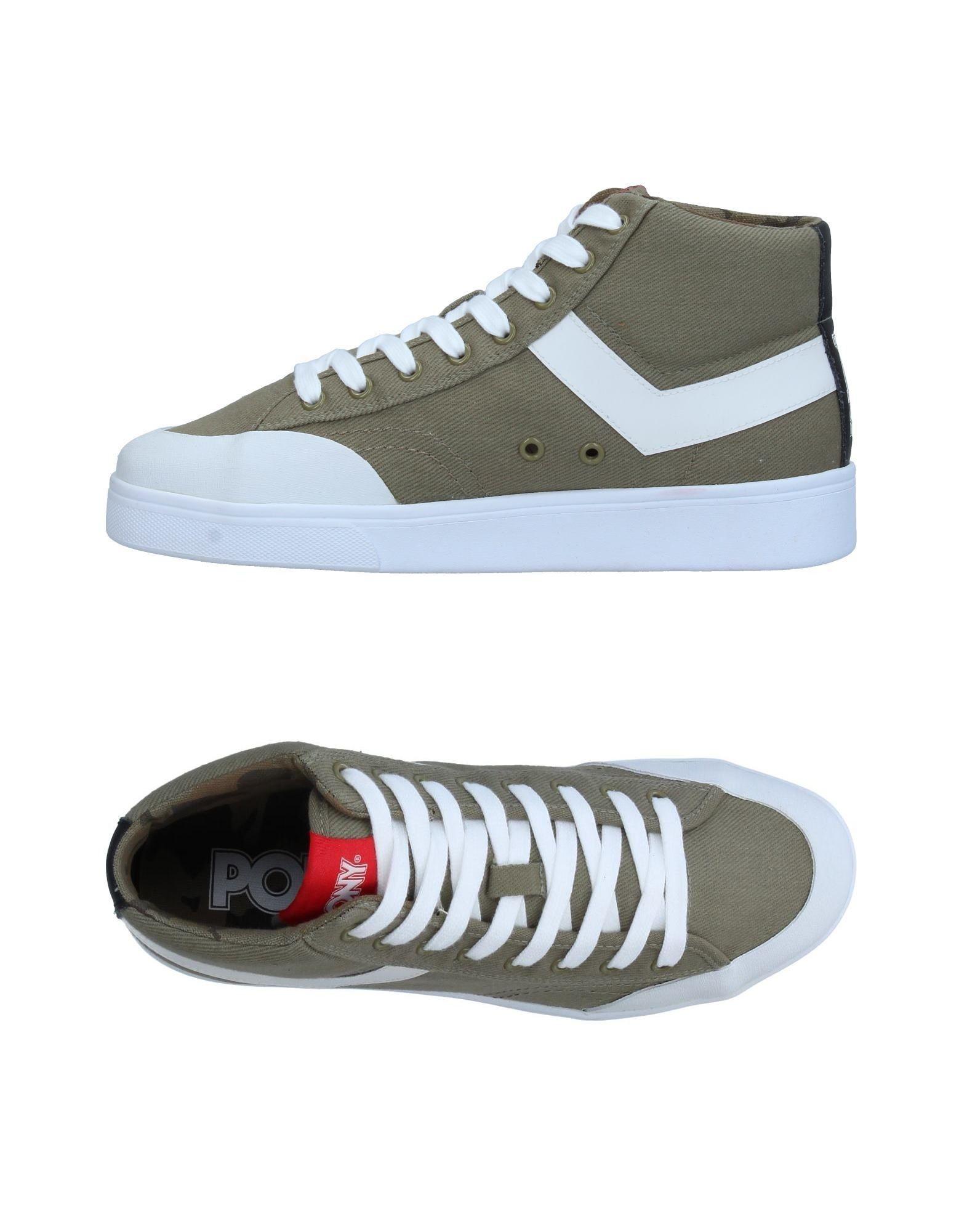 Rabatt echte Schuhe Pony Sneakers Herren  11340326WV