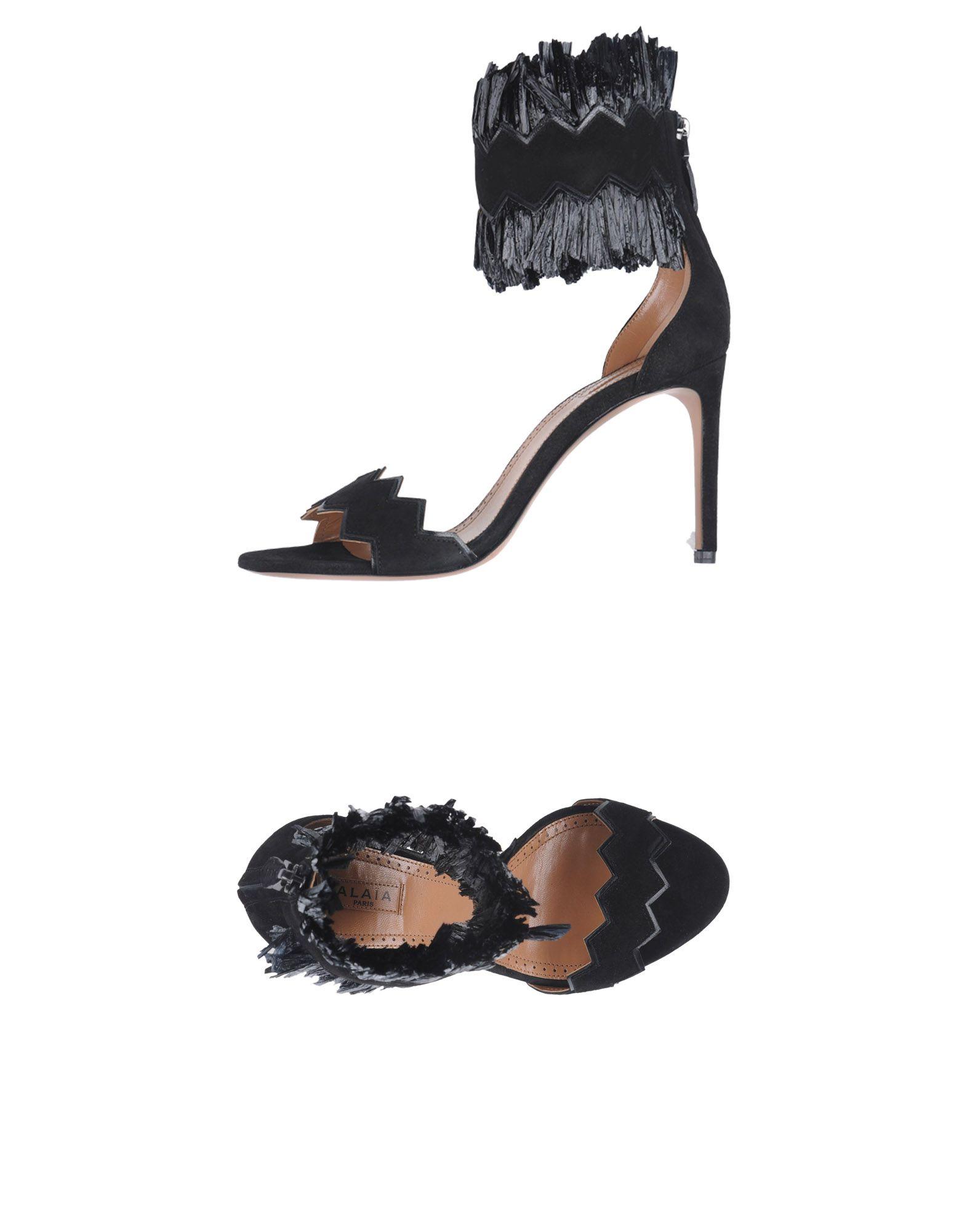 Alaïa Sandalen Damen  11340343HVGünstige gut aussehende Schuhe