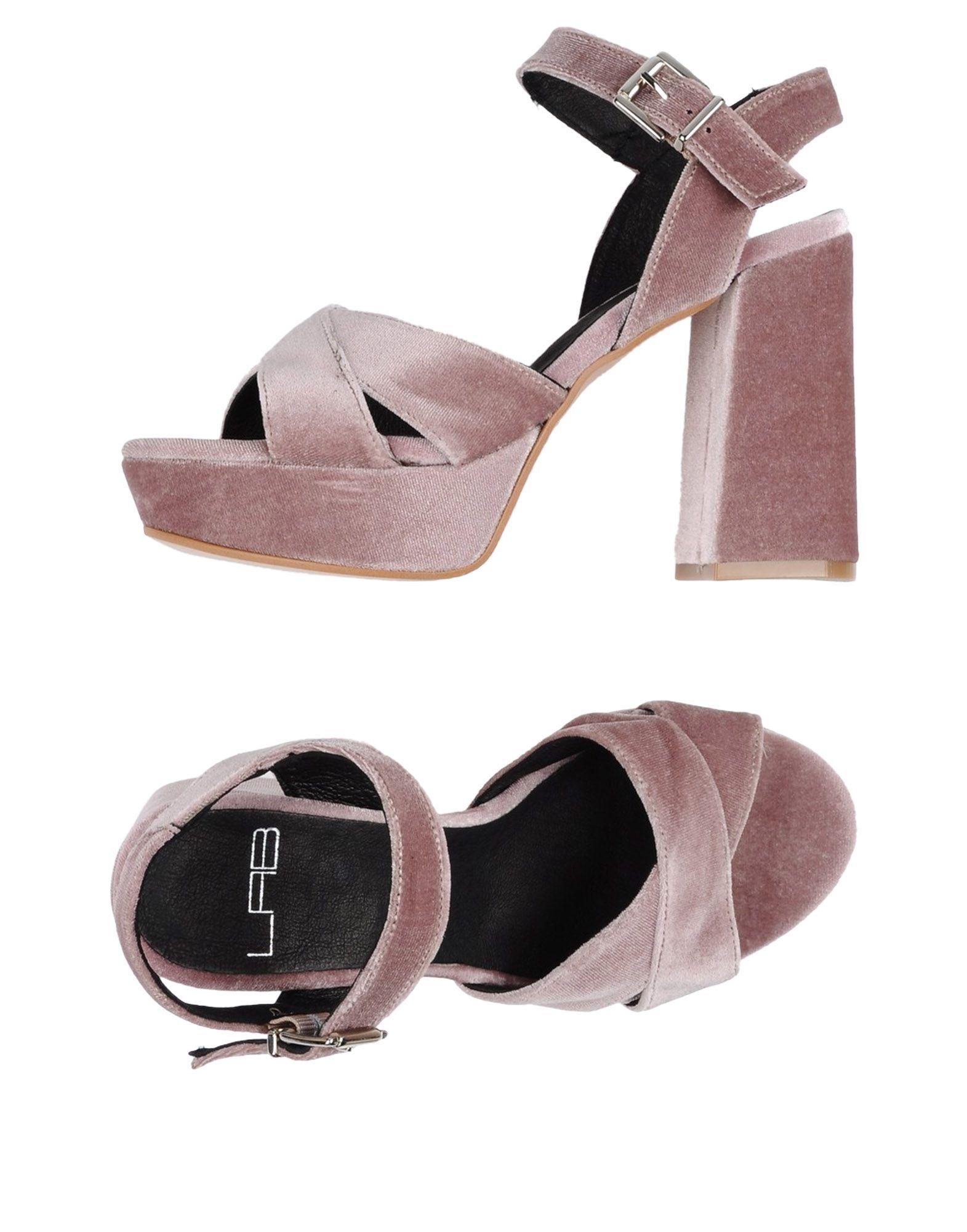 Sandales Lab Femme - Sandales Lab sur