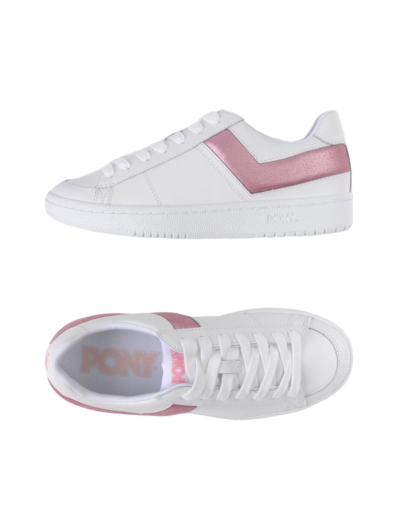 Sneakers Pony Donna - 11340388IW elegante