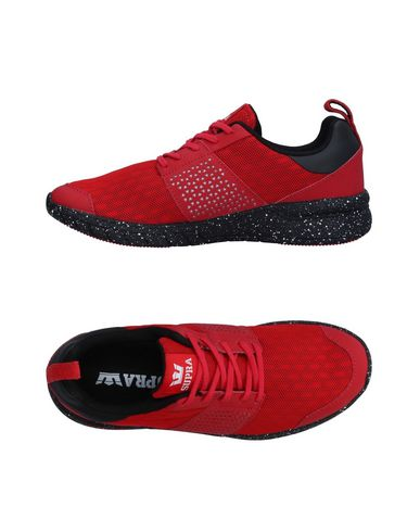 Zapatos con descuento Zapatillas Supra Hombre - Zapatillas Supra - 11340408FP Rojo