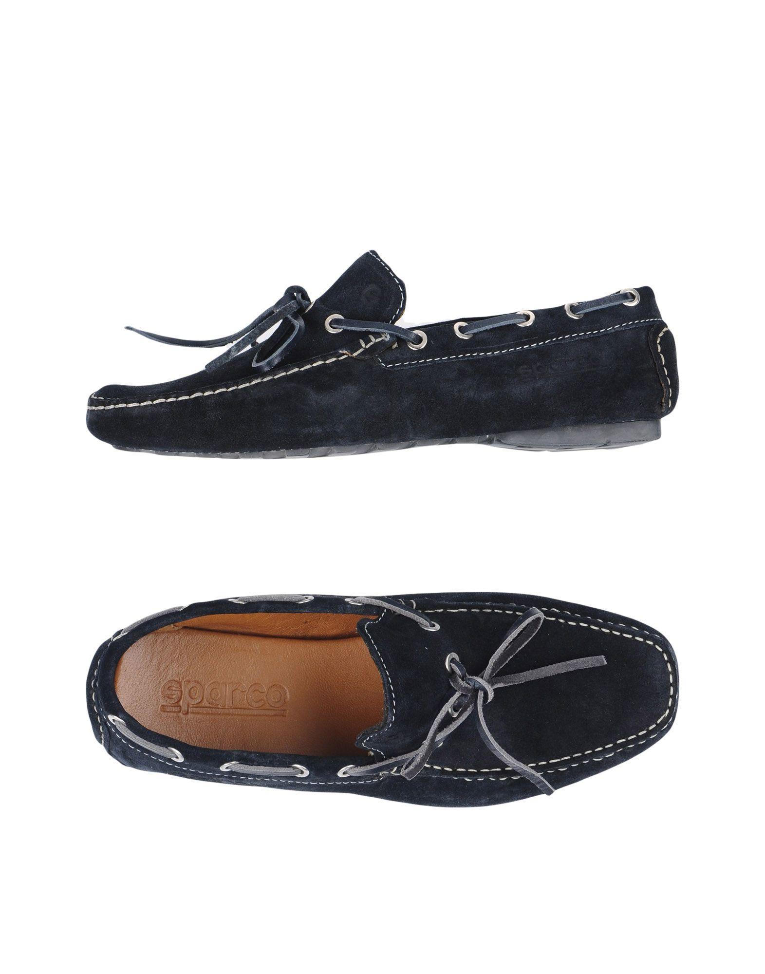 Rabatt echte Schuhe Sparco Mokassins Herren  11340425QF