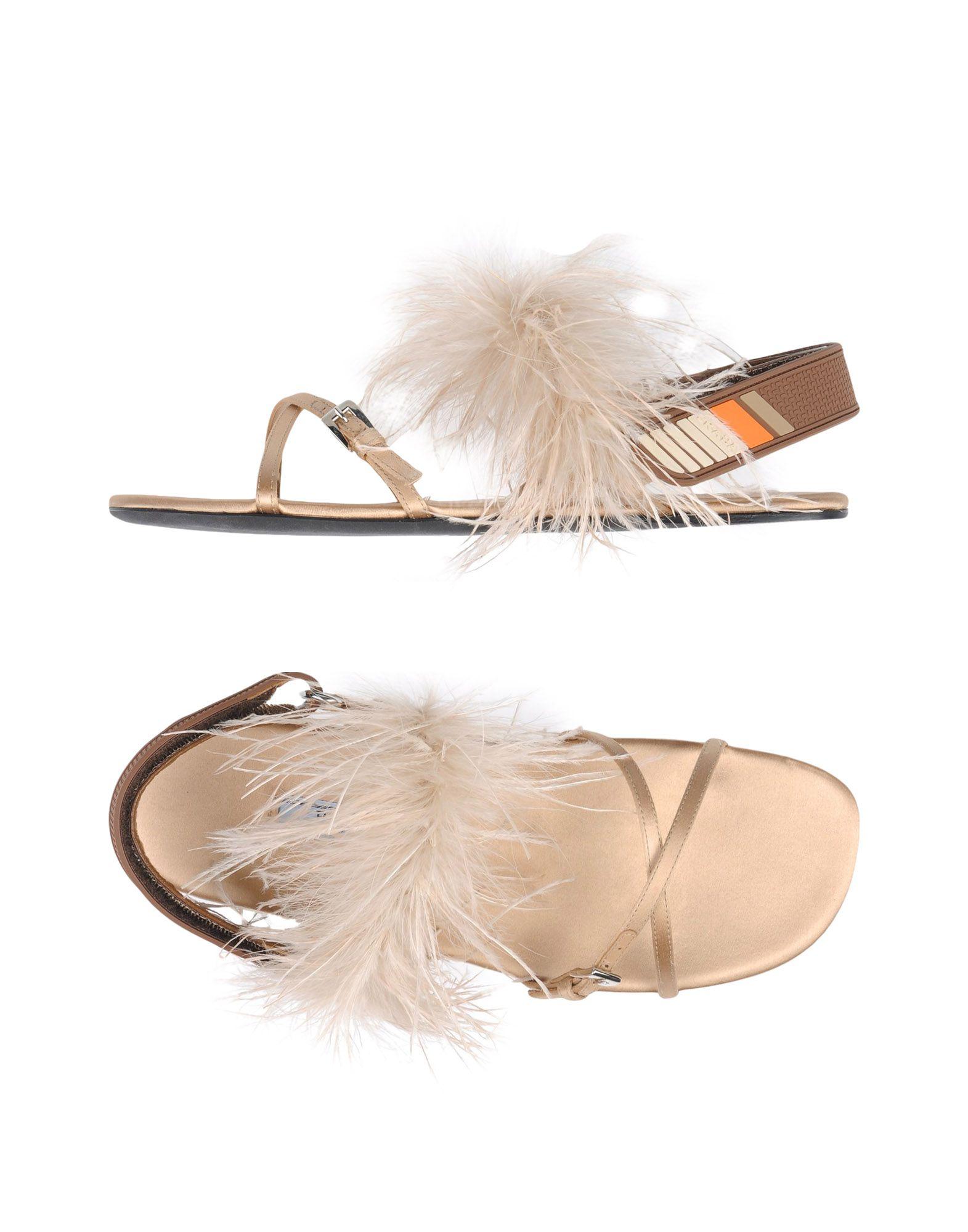 Haltbare Mode billige Schuhe Prada Sandalen Damen  11340428SO Heiße Schuhe