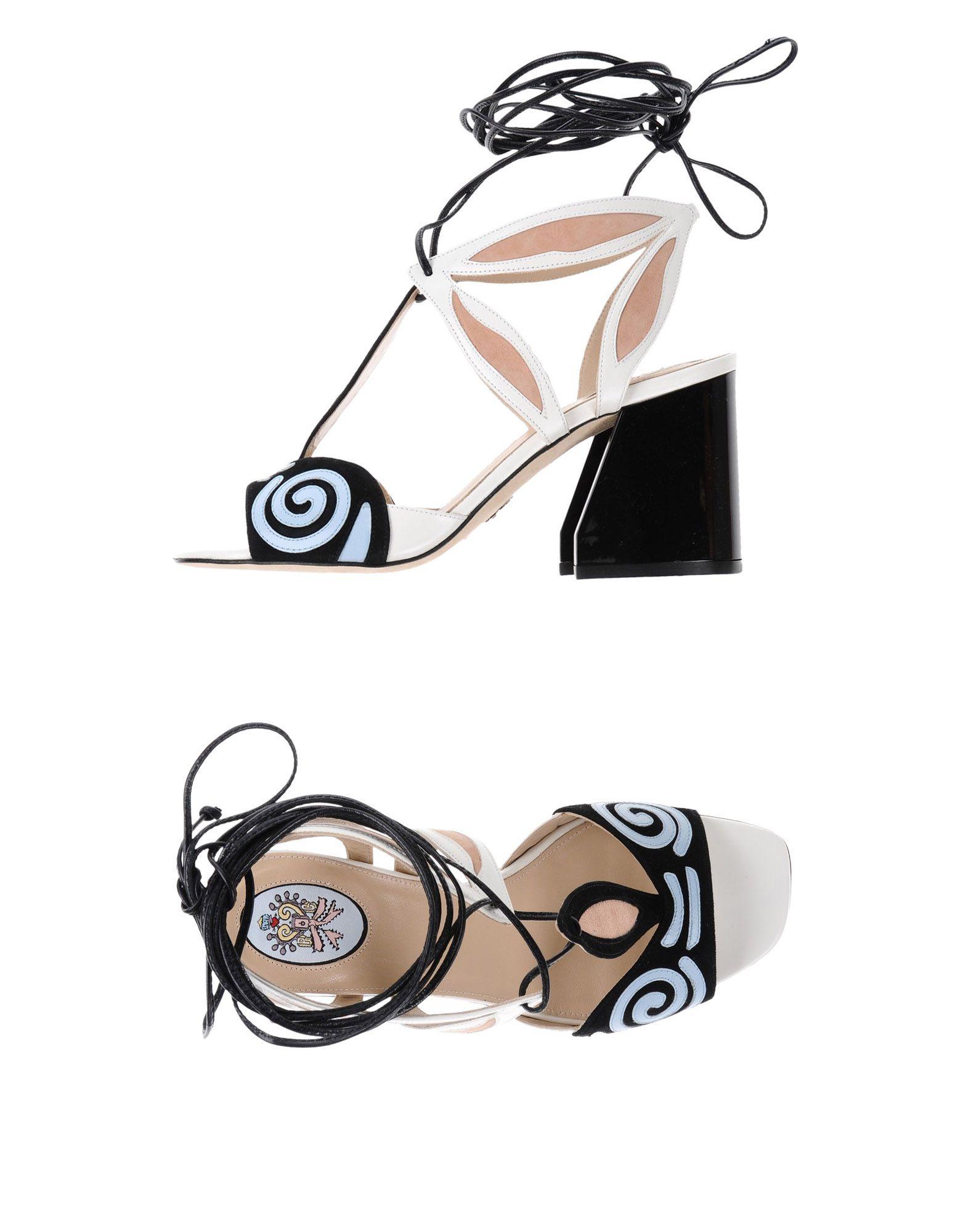 Paula Cademartori Sandalen Damen  Schuhe 11340429NW Beliebte Schuhe  9b0b31