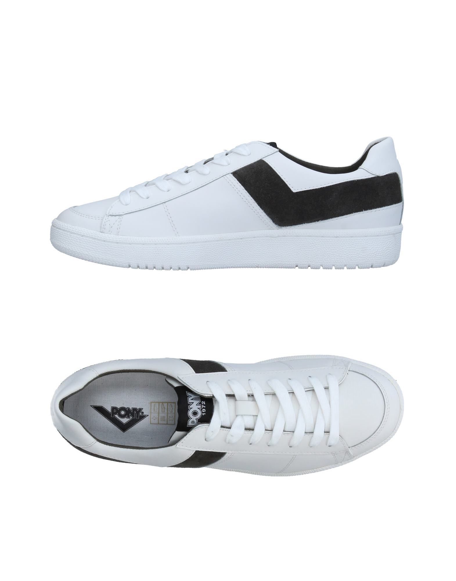Moda 11340431VL Sneakers Pony Uomo - 11340431VL Moda e0d1ac