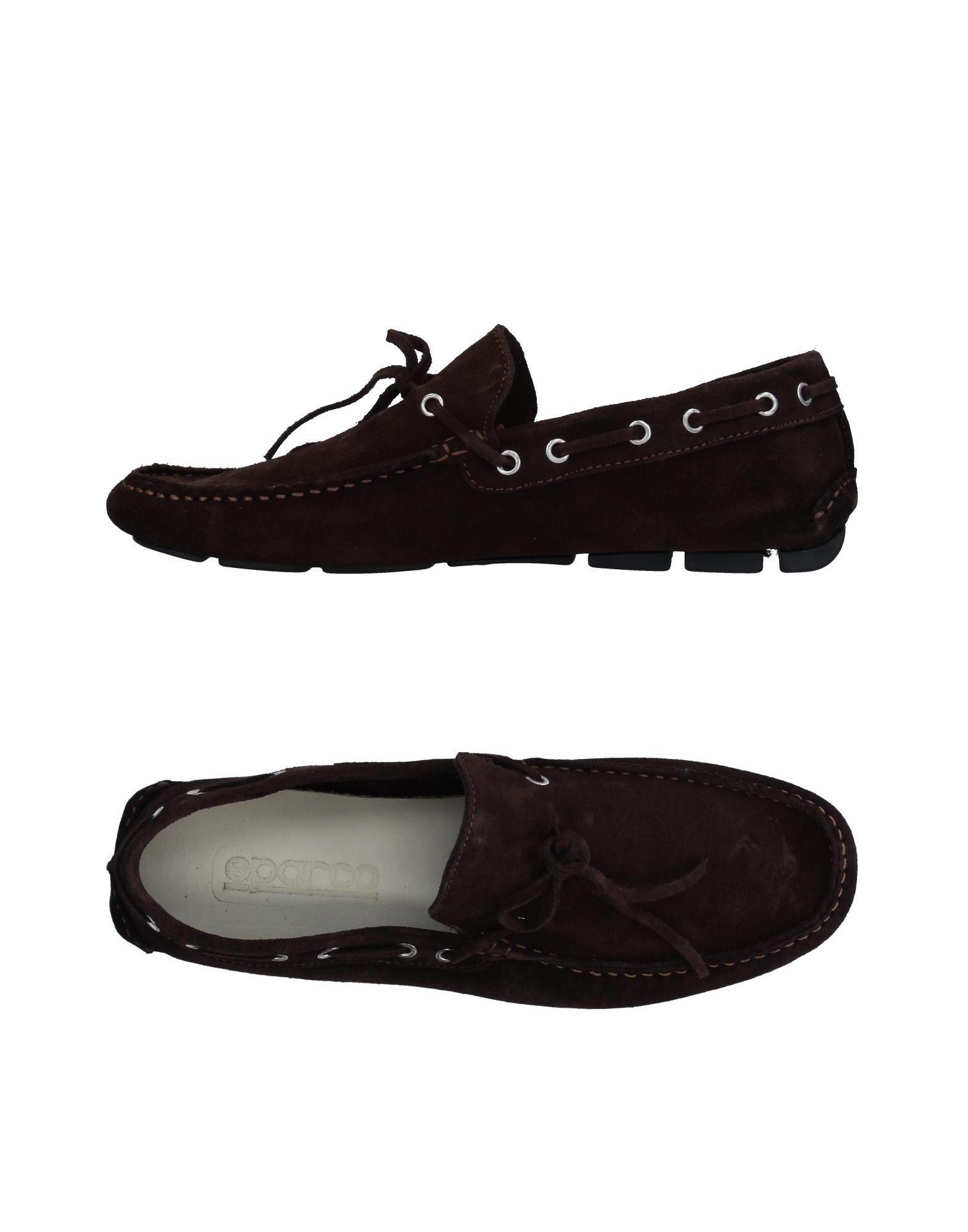 Rabatt echte Schuhe Sparco Mokassins Herren  11340441MO