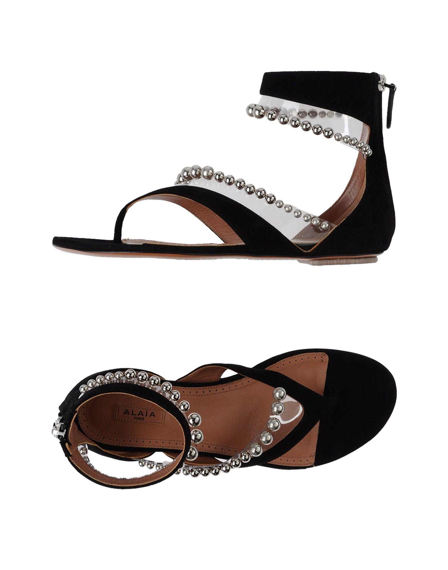 Haltbare Mode billige Schuhe Alaïa Dianetten Damen  11340453JJ Heiße Schuhe