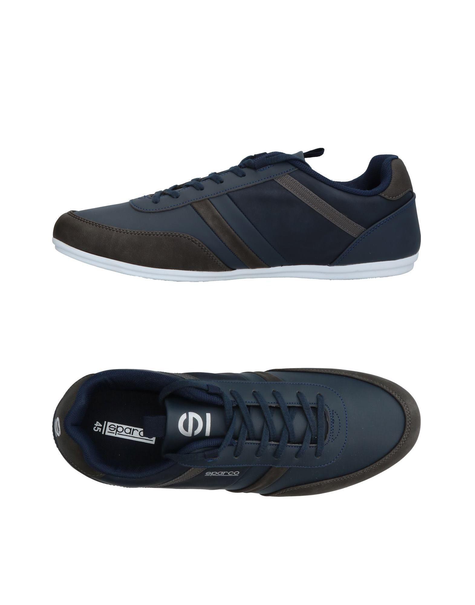 Rabatt echte Schuhe Sparco Sneakers Herren  11340470KD