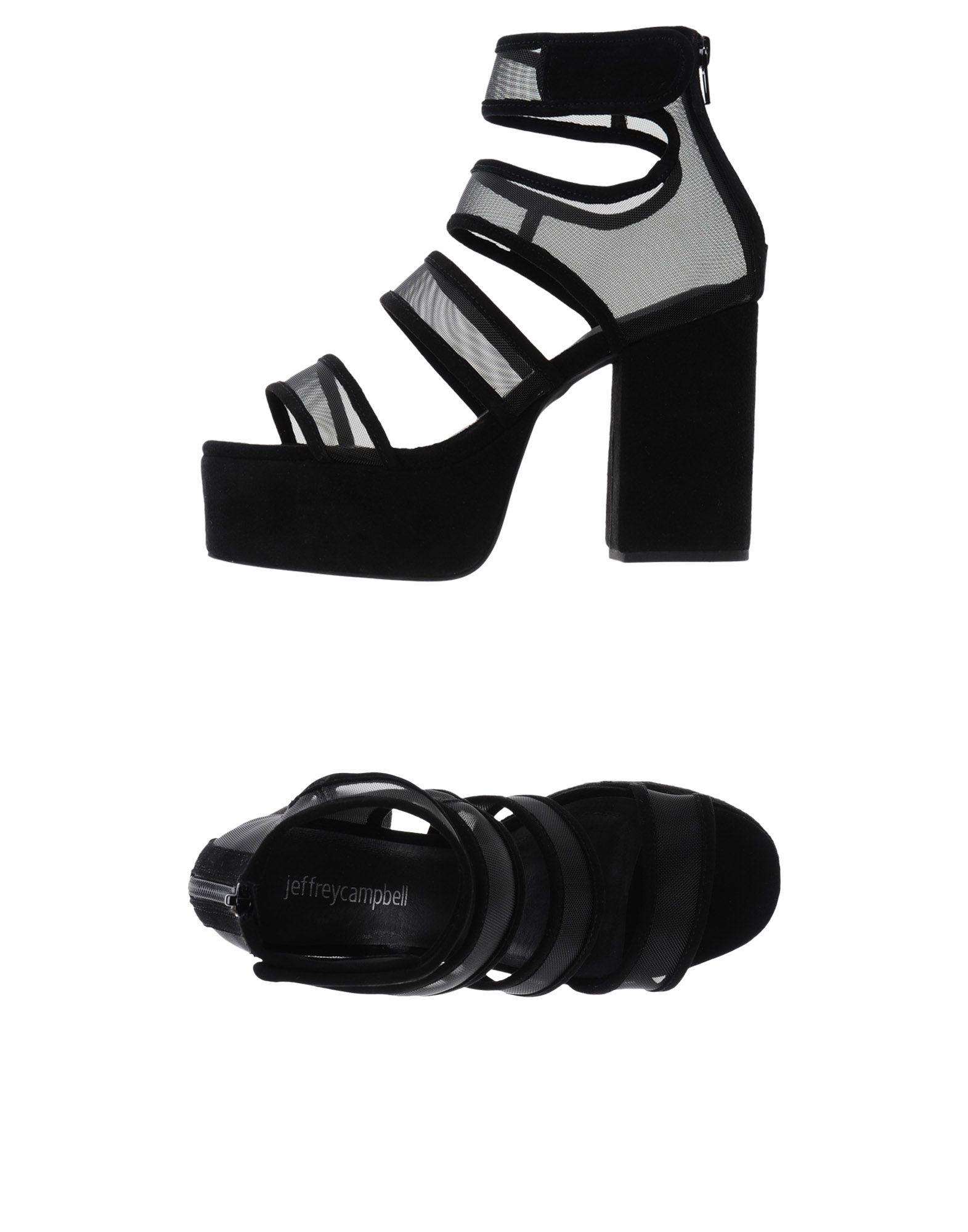 Gut um billige Schuhe zu tragenJeffrey Campbell Sandalen Damen  11340491AO