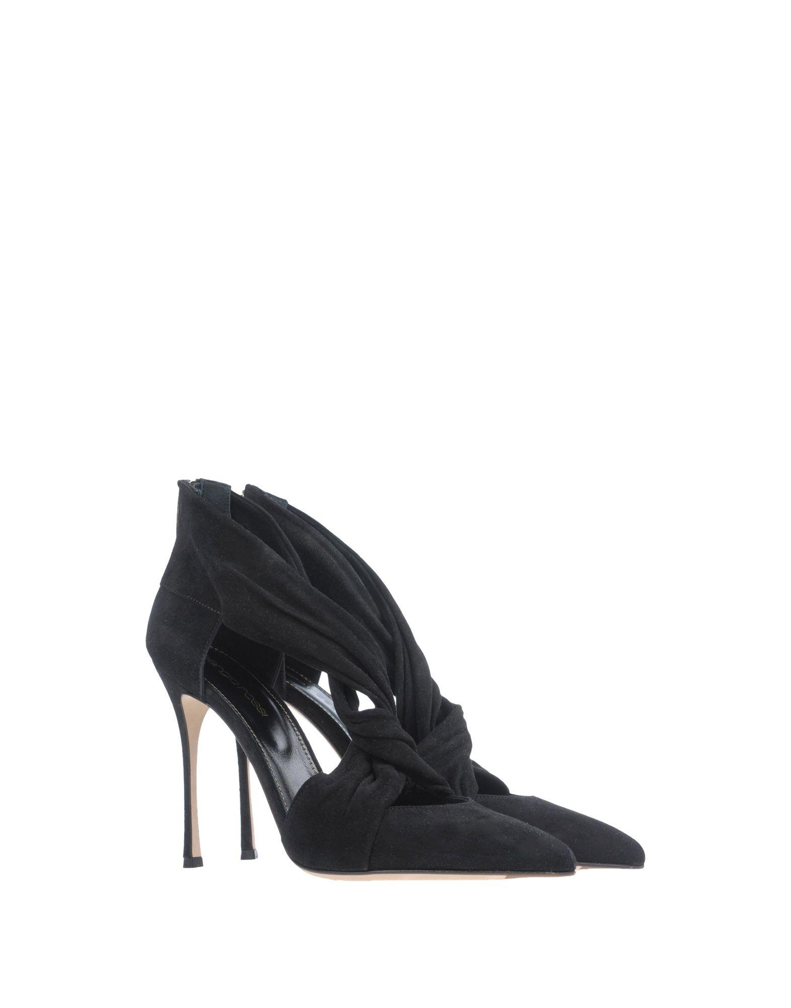 Sergio Rossi Pumps Damen  Schuhe 11340505AIGünstige gut aussehende Schuhe  f37876