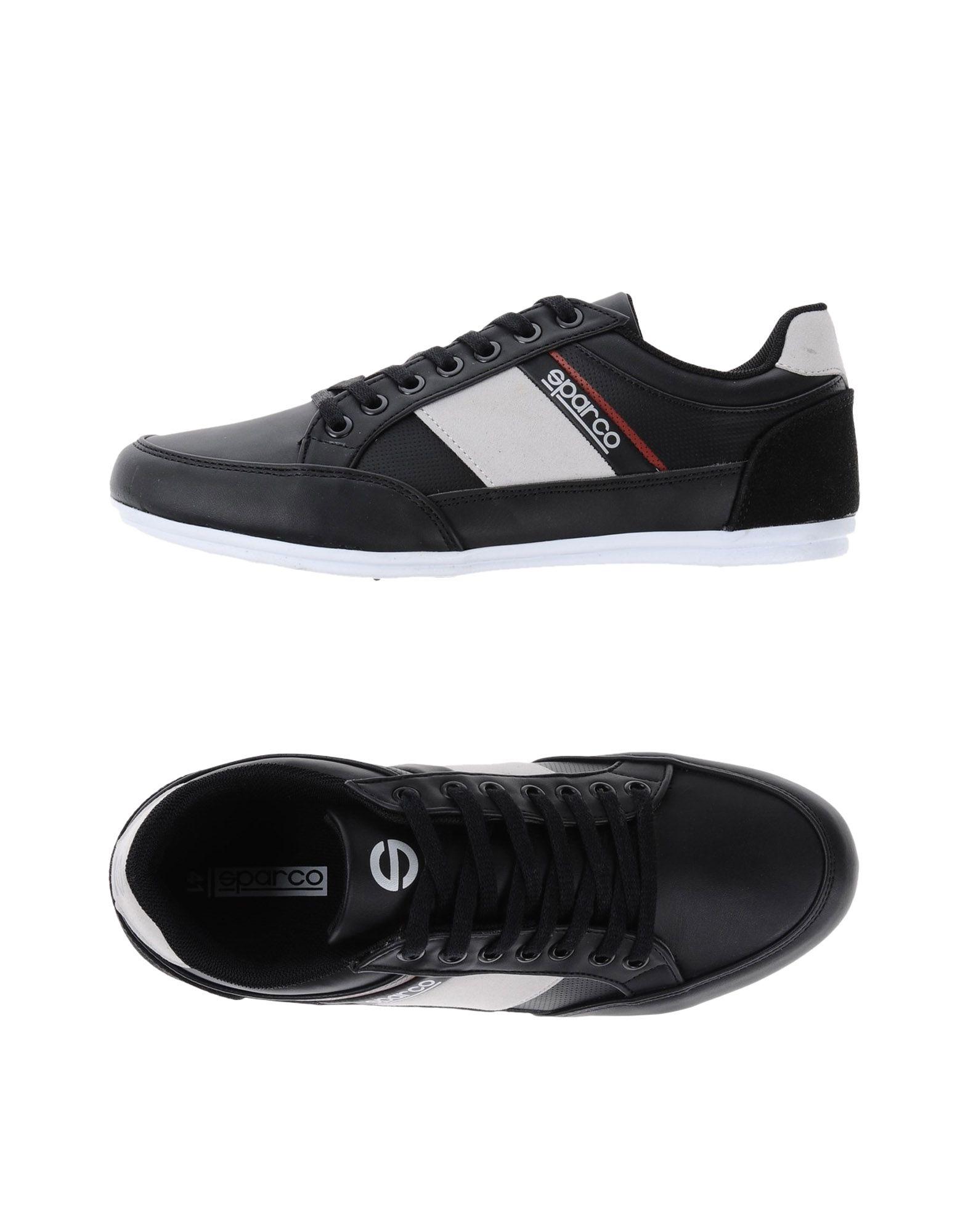 Rabatt echte Schuhe Sparco Sneakers Herren  11340509HC