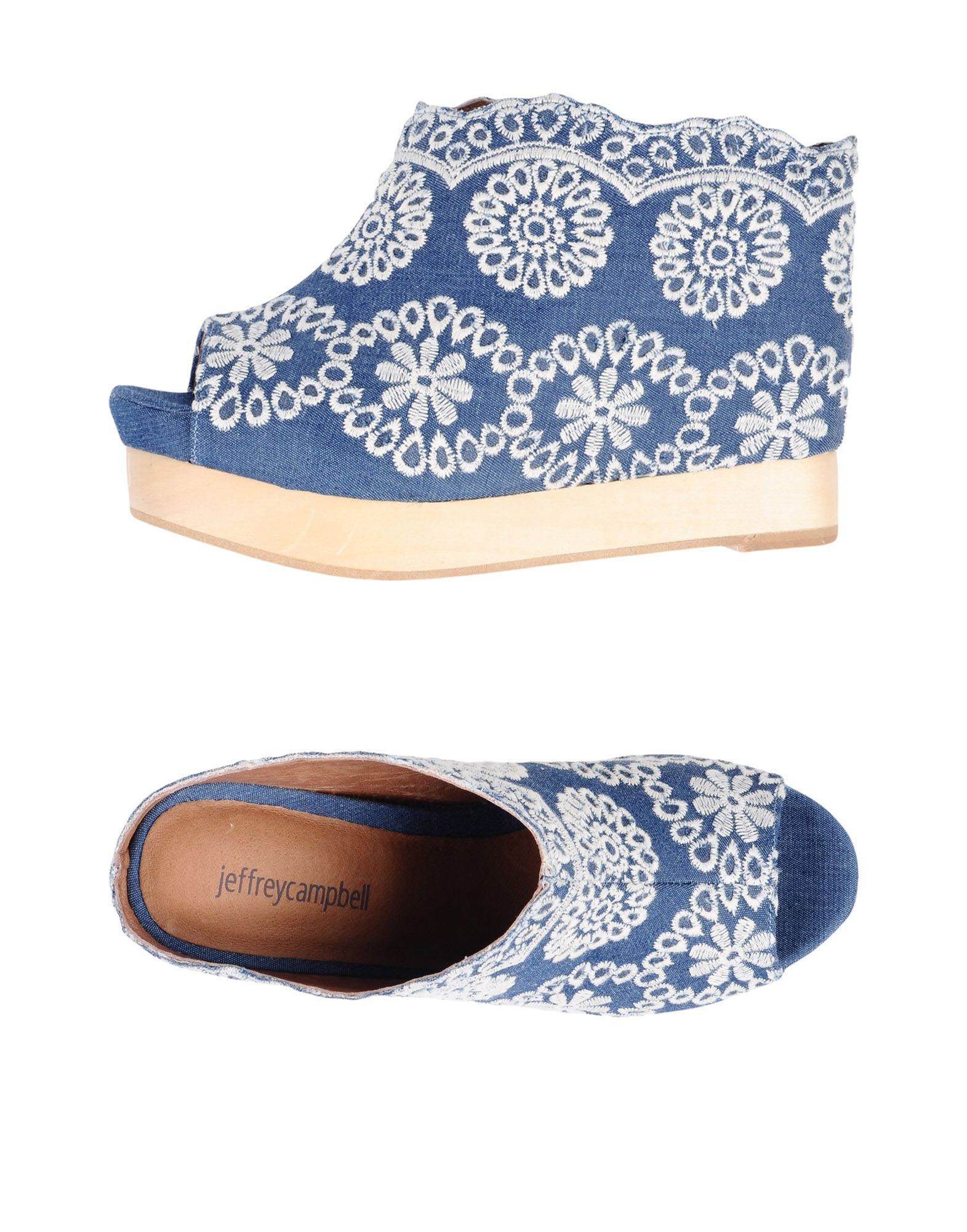 Jeffrey Campbell Pantoletten Damen  11340549CO Gute Qualität beliebte Schuhe