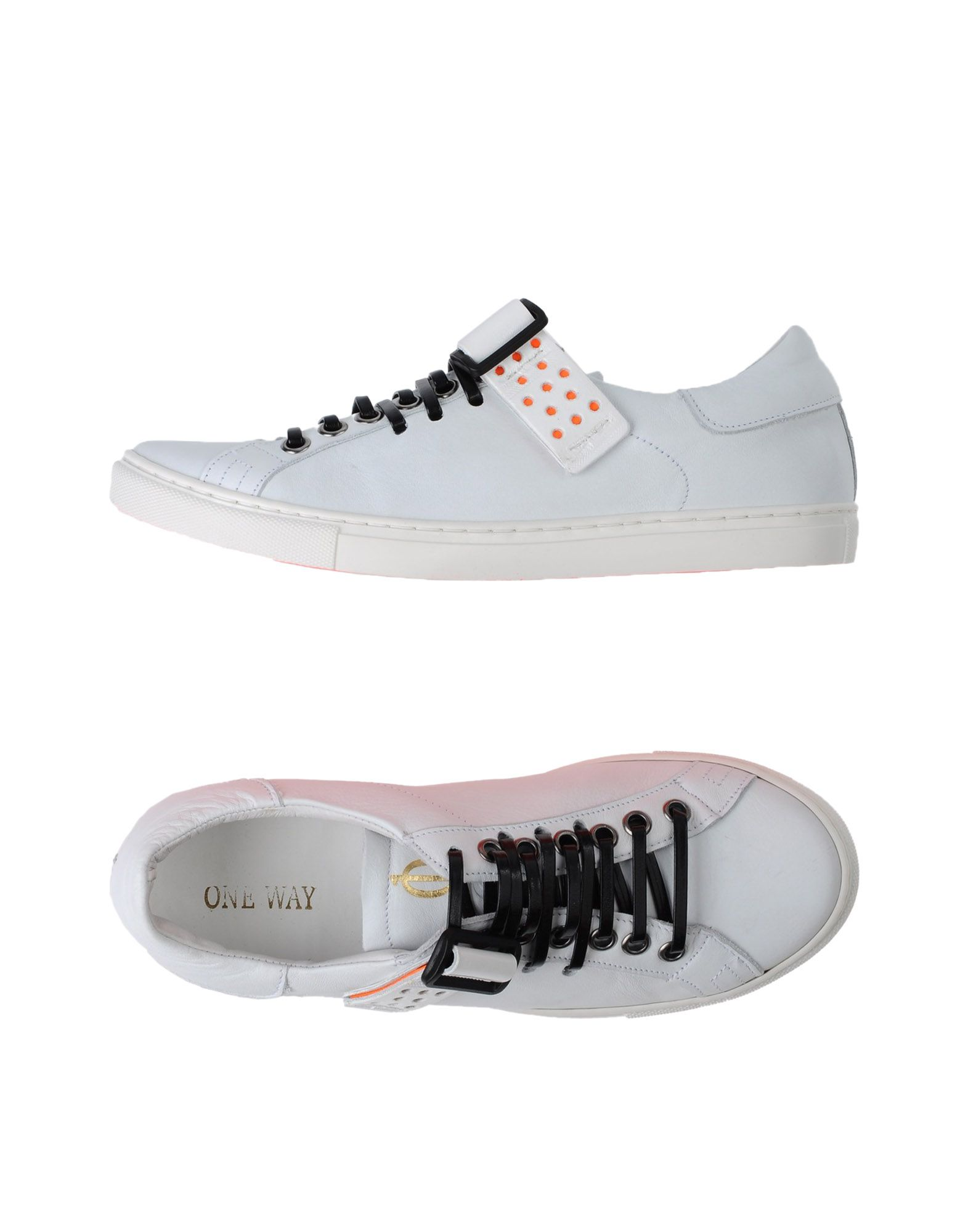 Sneakers One Way Uomo - 11340554SK