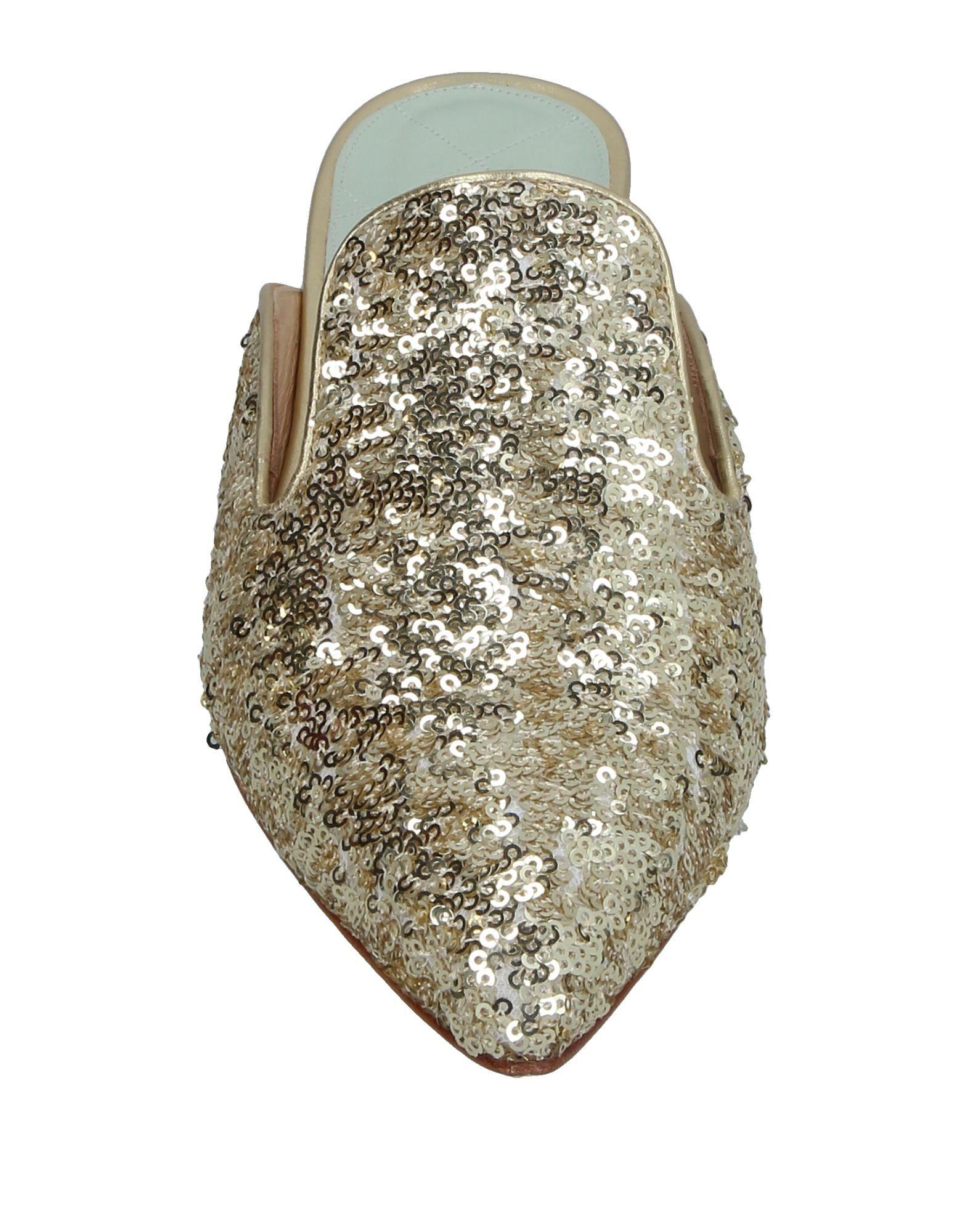 Giannico Pantoletten Damen Schuhe  11340633RB Gute Qualität beliebte Schuhe Damen 49ec74