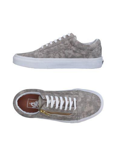 Zapatos de hombres y mujeres de moda casual Zapatillas Vans Mujer - Zapatillas Vans - 11340675WQ Gris perla