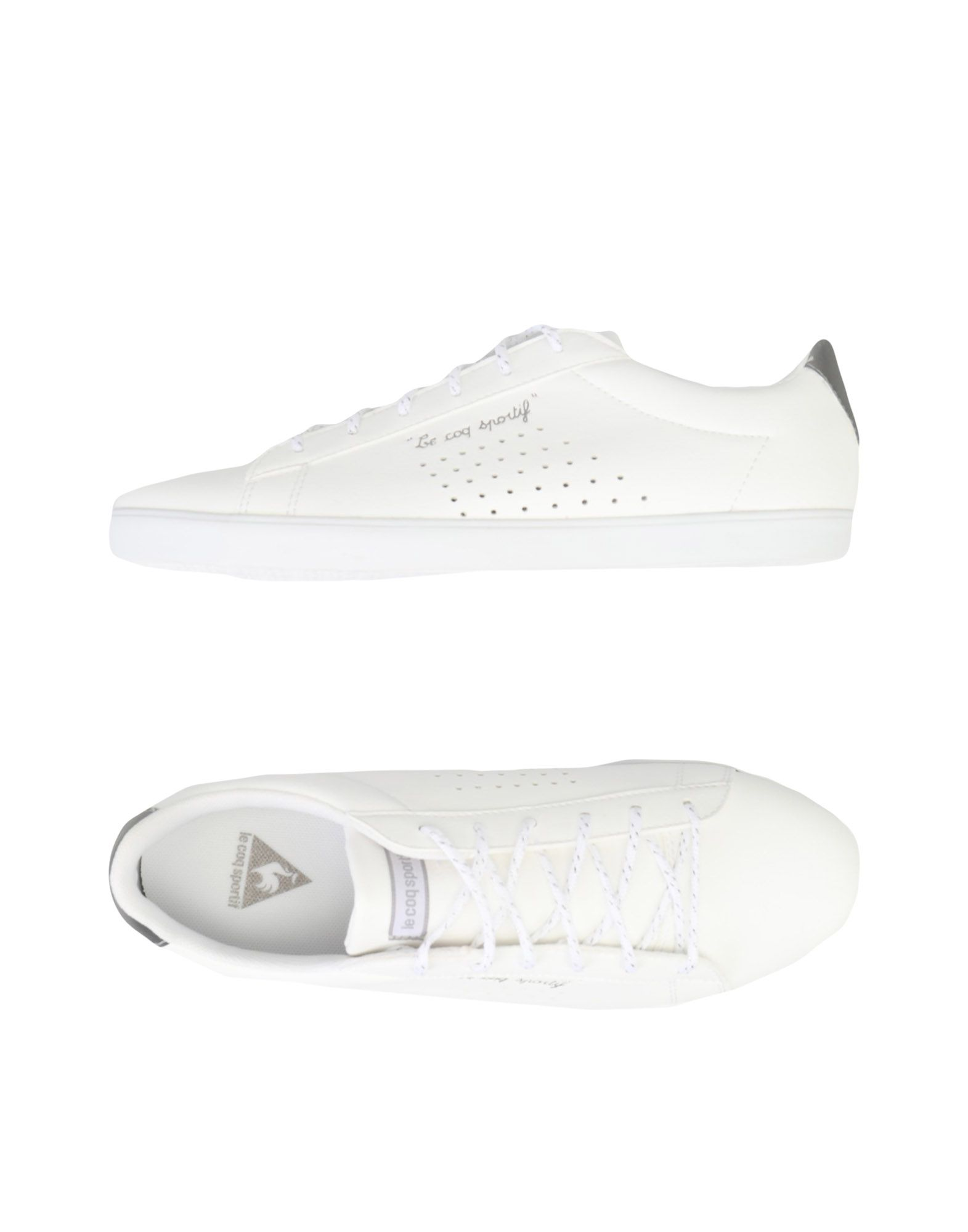 Sneakers Le Coq Sportif Agate Lo S Lea/Metallic - Donna - 11340697SW