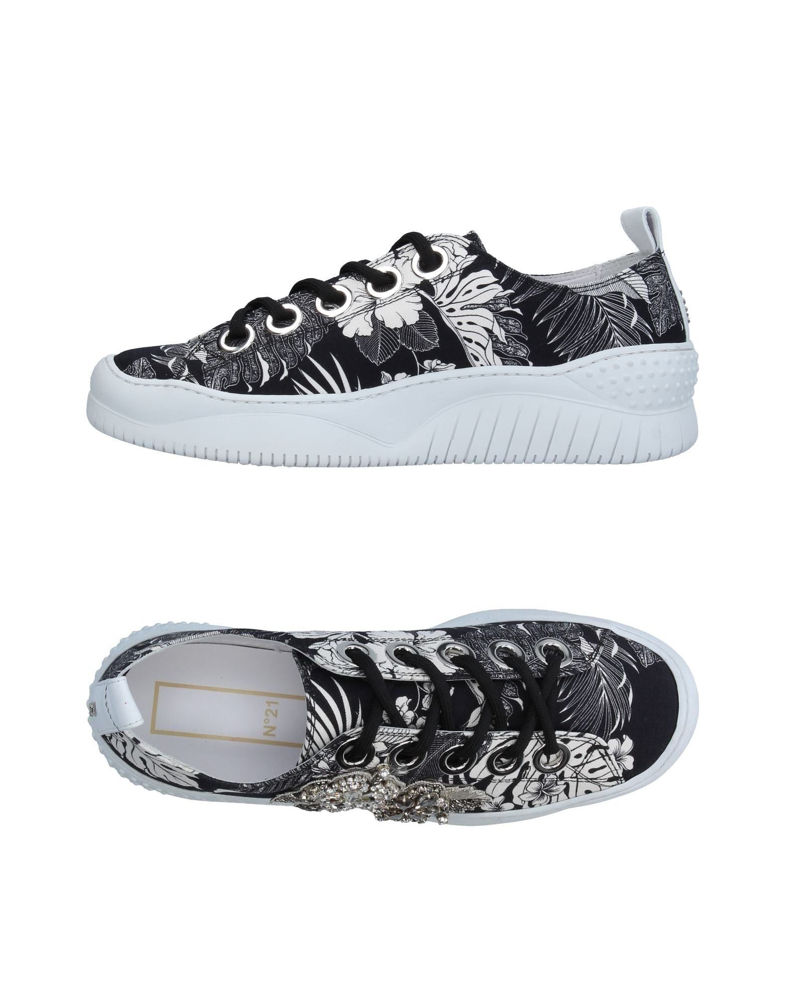 Sneakers N° 21 Donna - 11340704GS