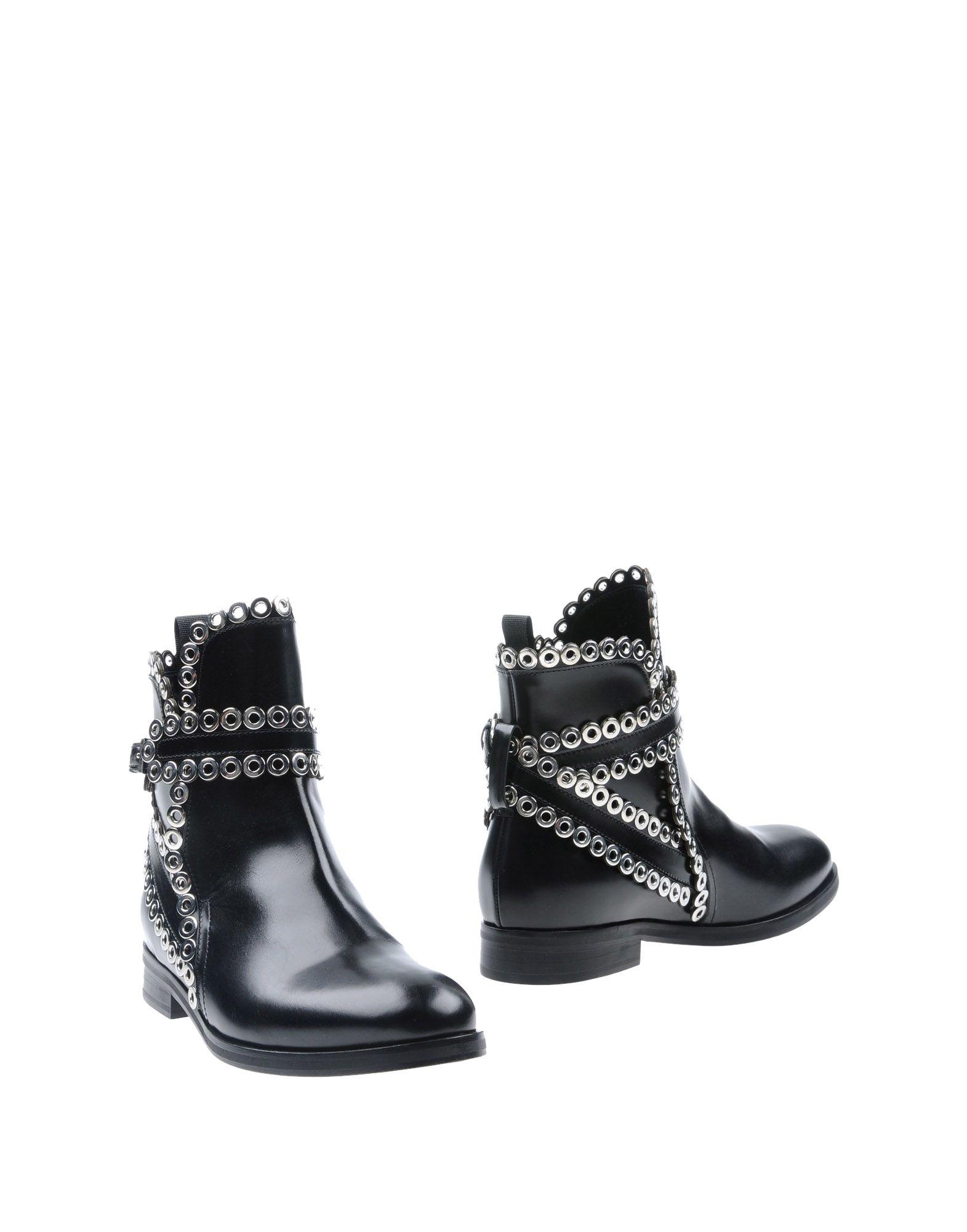 Alaïa Stiefelette Damen  11340745BLGünstige gut aussehende Schuhe