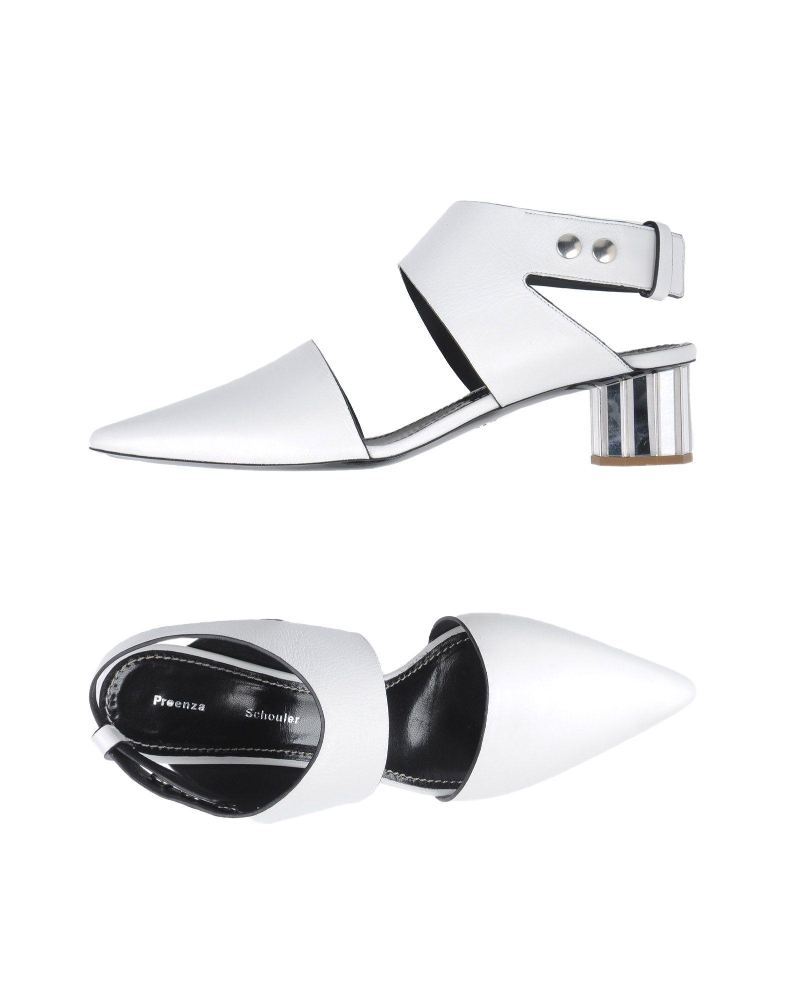 21a6ebf237b Proenza Schouler Shoes - Proenza Schouler Women - YOOX Latvia
