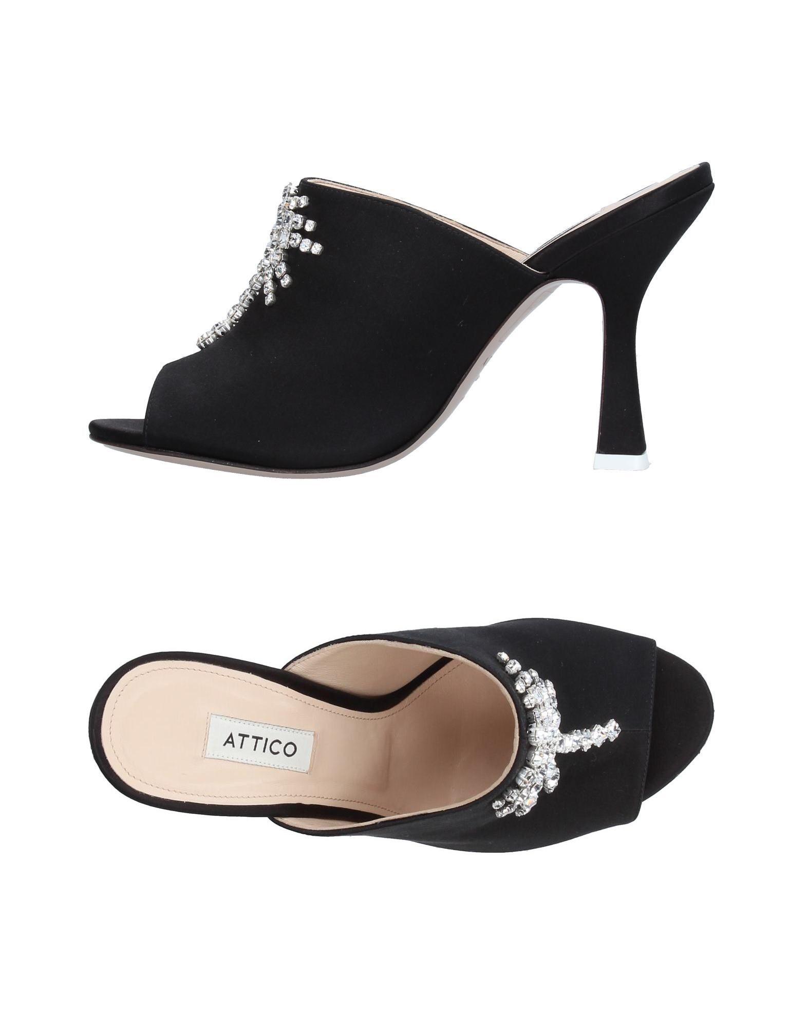 Attico Sandalen Damen  11340886RDGünstige gut aussehende Schuhe