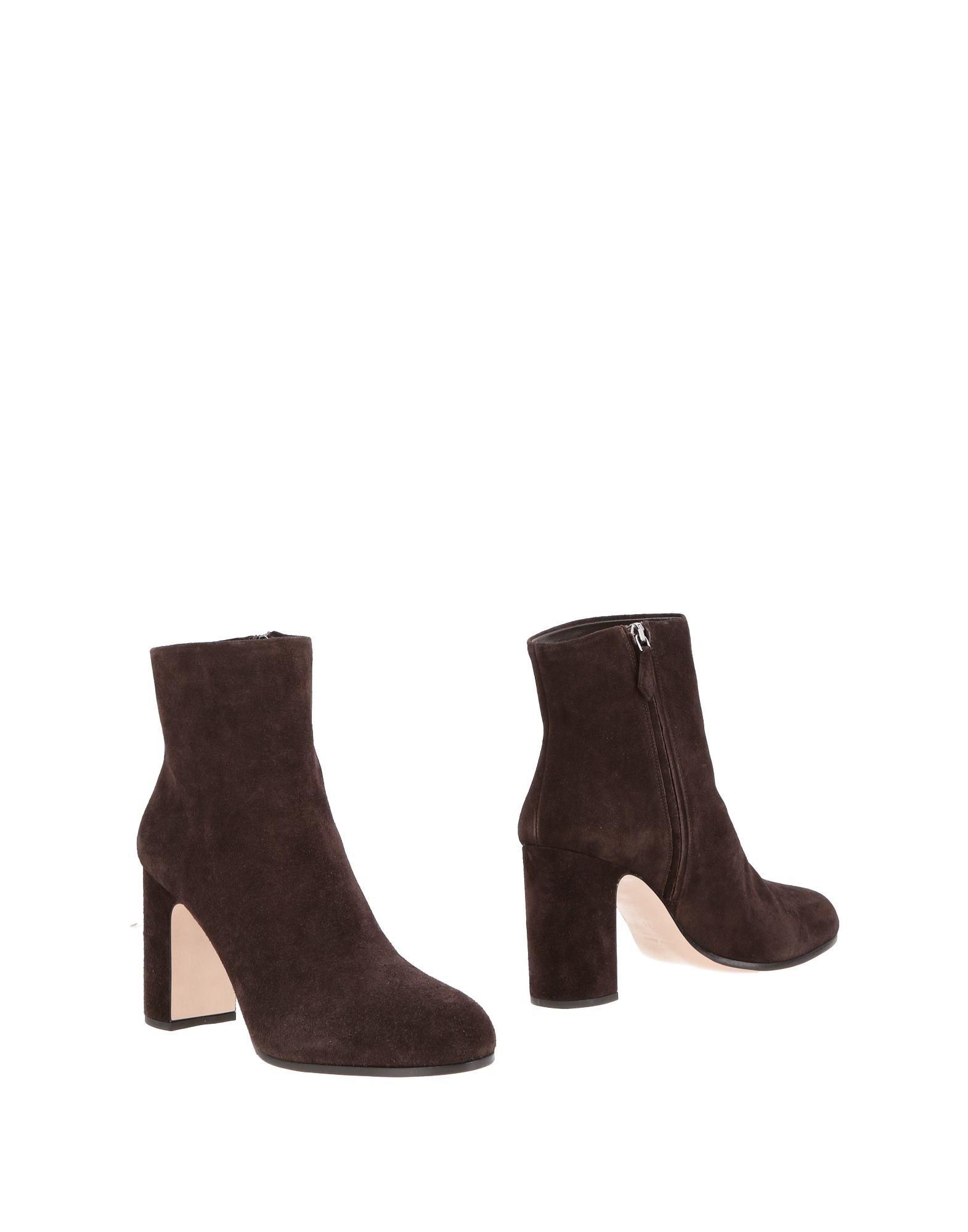 Miu Miu Stiefelette gut Damen  11340933CLGünstige gut Stiefelette aussehende Schuhe f9b2ae