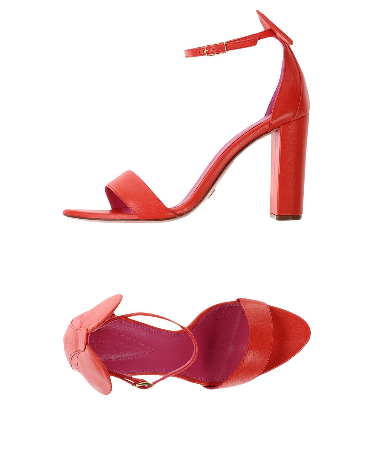 Rabatt Schuhe Oscar Tiye Sandalen Damen  11340967QW