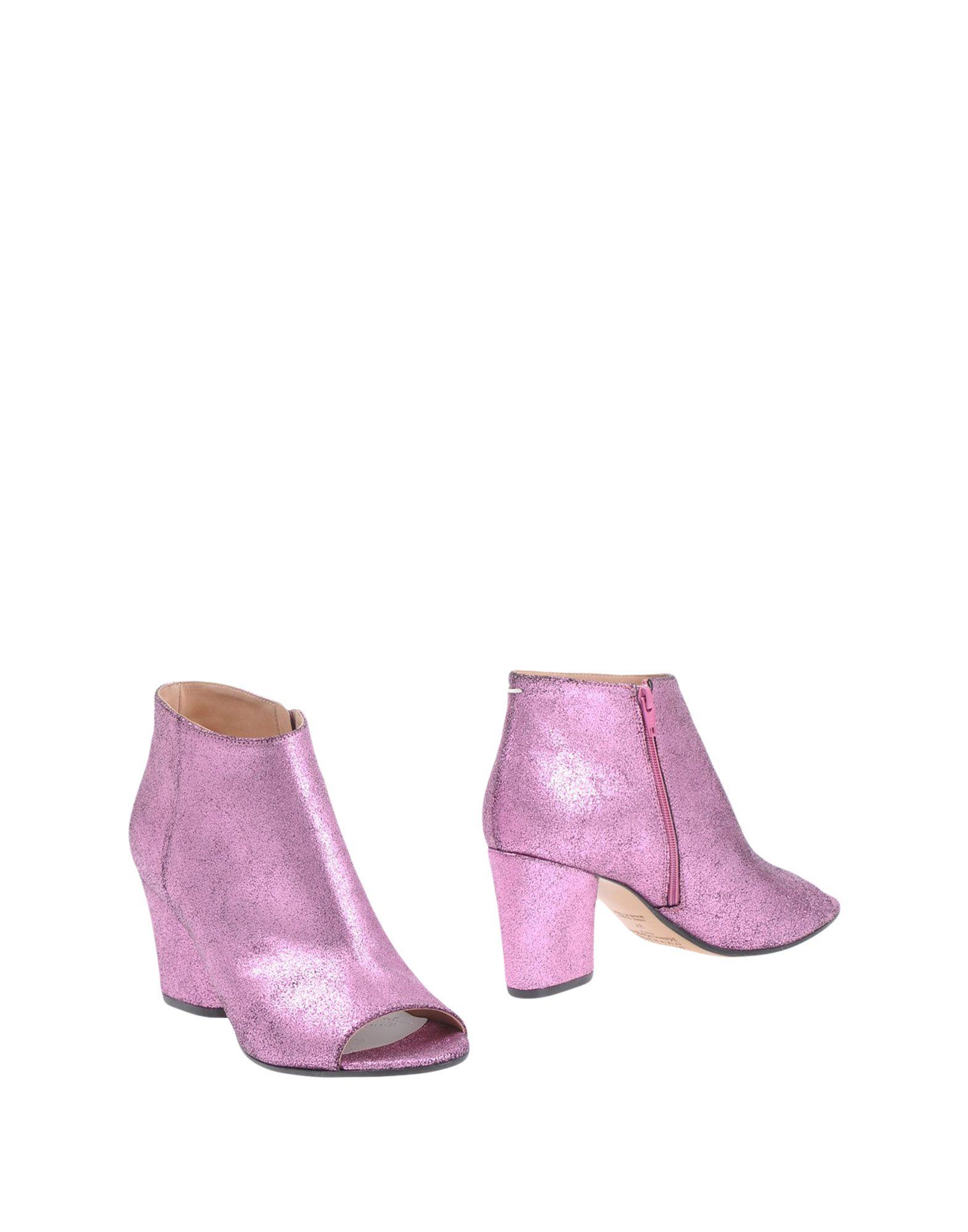 Stilvolle billige Schuhe Maison Margiela Stiefelette Damen  11341020WF