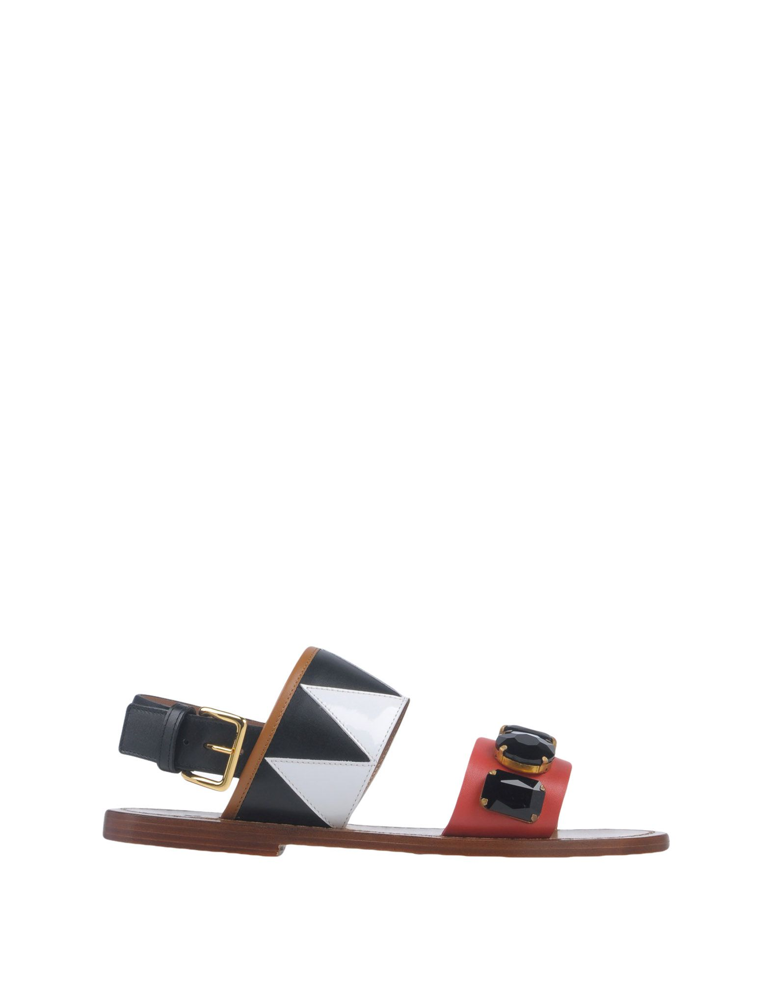 Rabatt Schuhe 11341055HM Marni Sandalen Damen  11341055HM Schuhe 973500