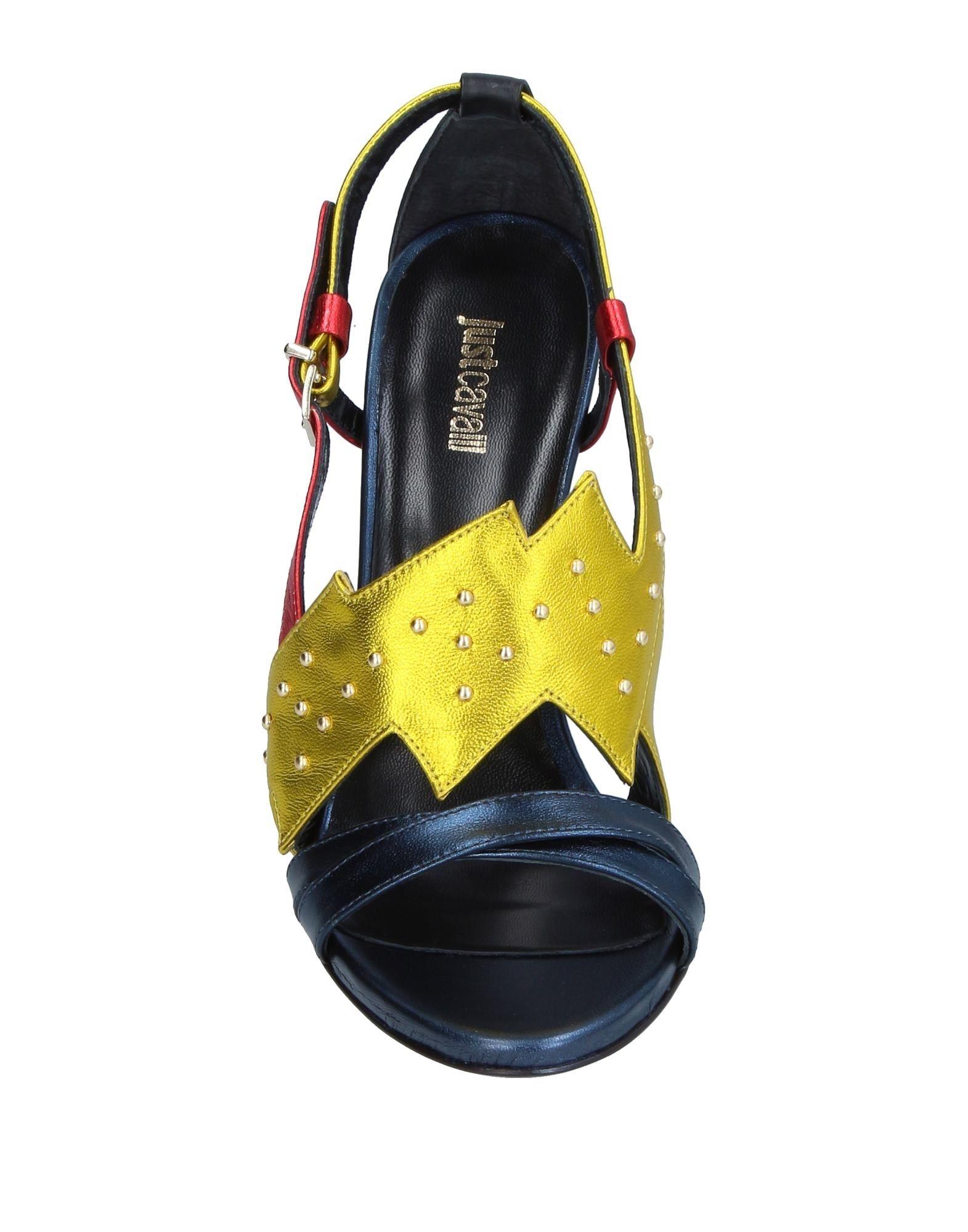 Just Cavalli  Sandalen Damen  Cavalli 11341081HS Neue Schuhe e19565