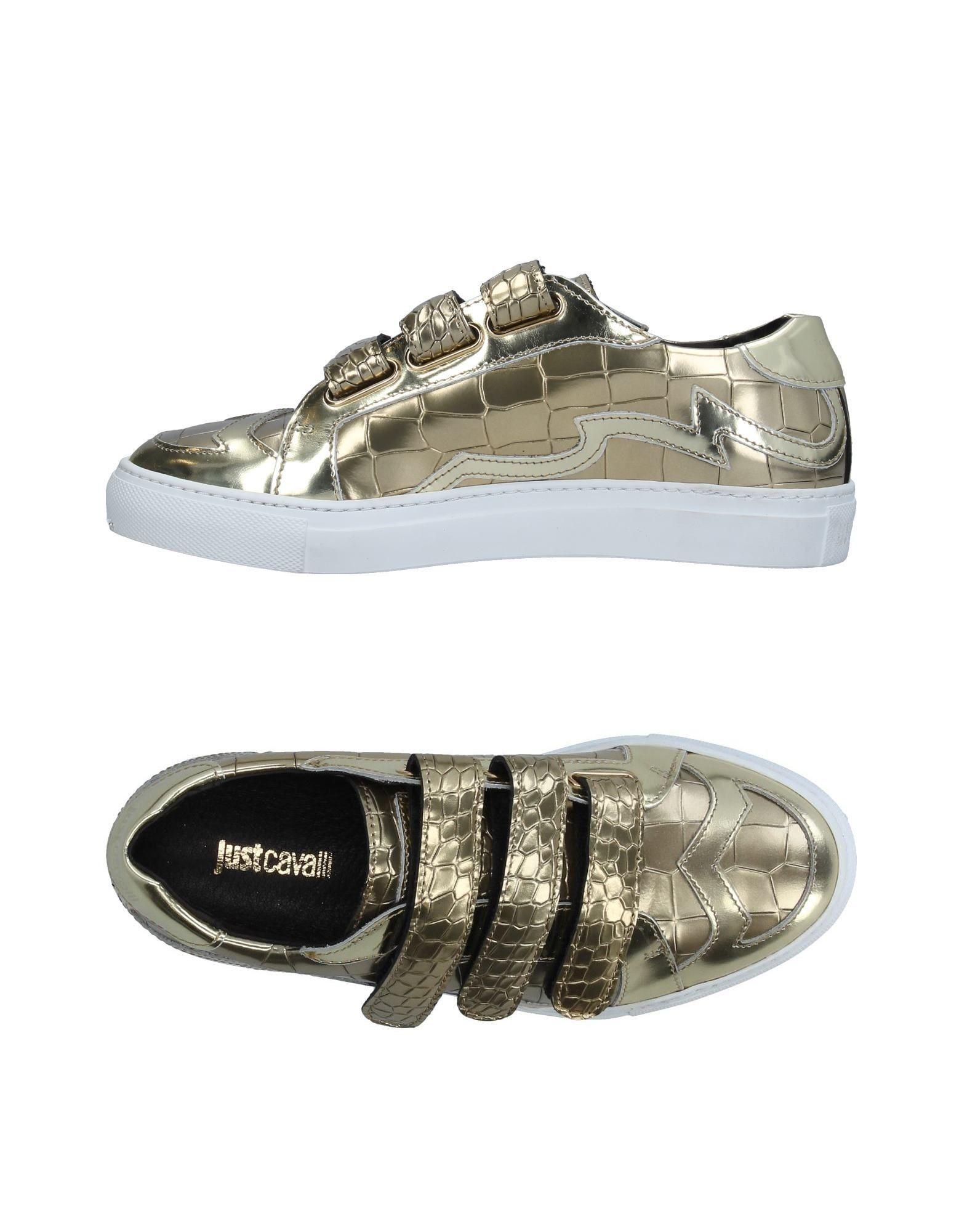 Gut um billige Schuhe zu tragenJust Cavalli Sneakers Damen  11341085MI